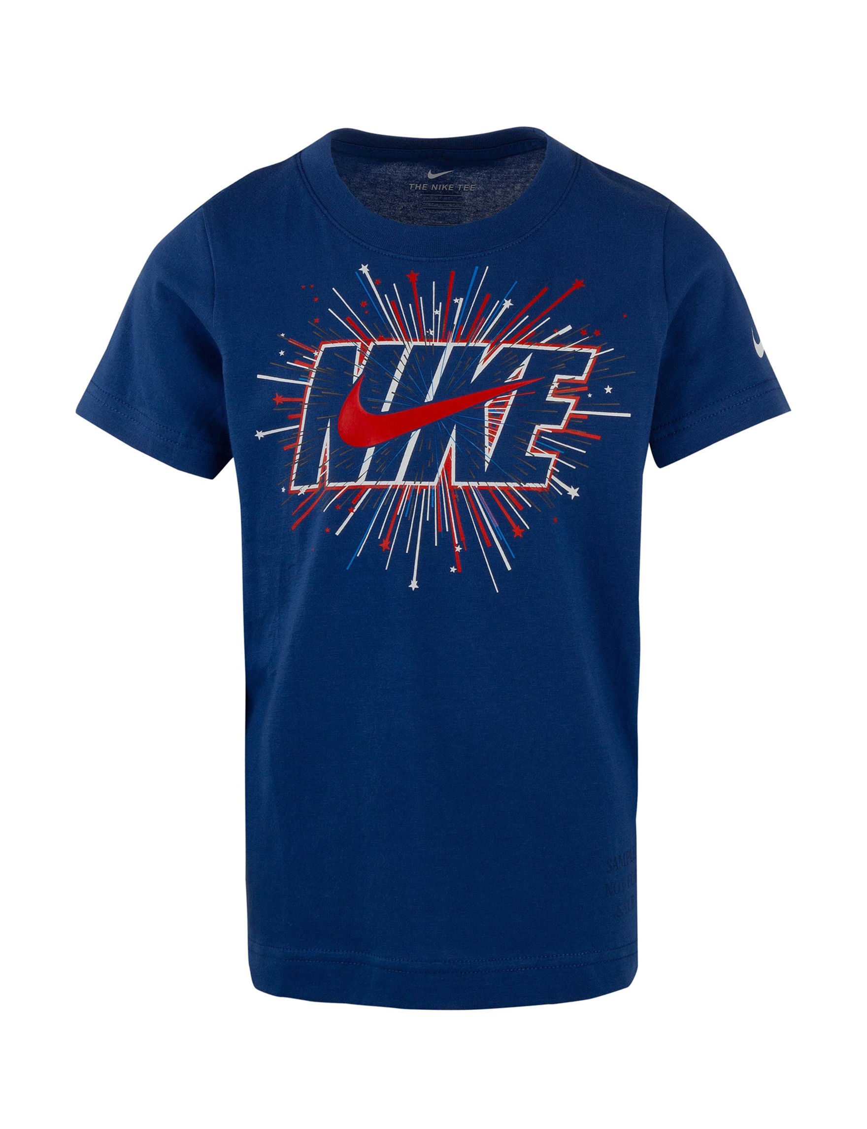 Nike Indigo Force Tees & Tanks