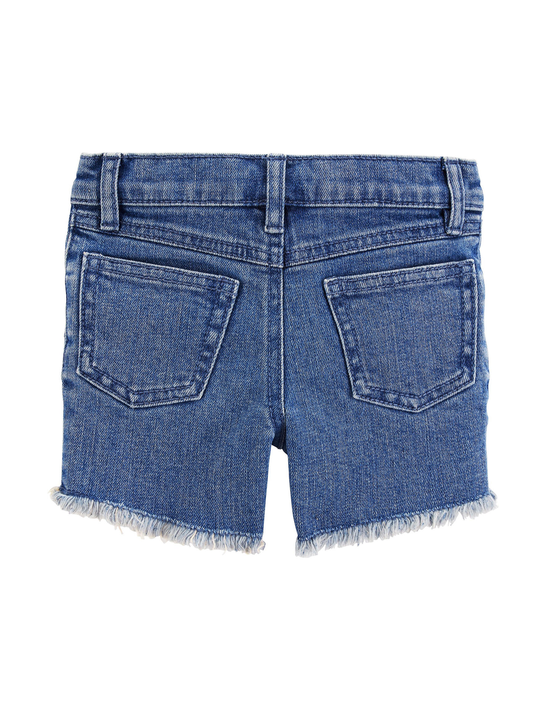 7d22f1e4d5 Carter's Frayed Sequin Heart Shorts - Toddler Girls | Stage Stores
