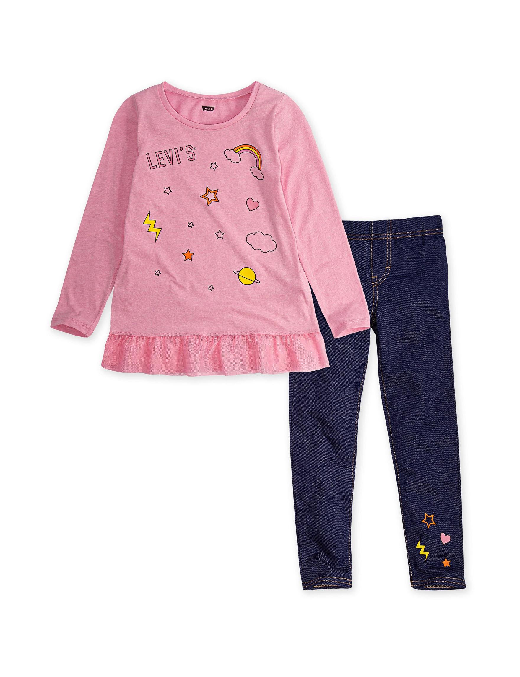 Levi's Pink / Denim