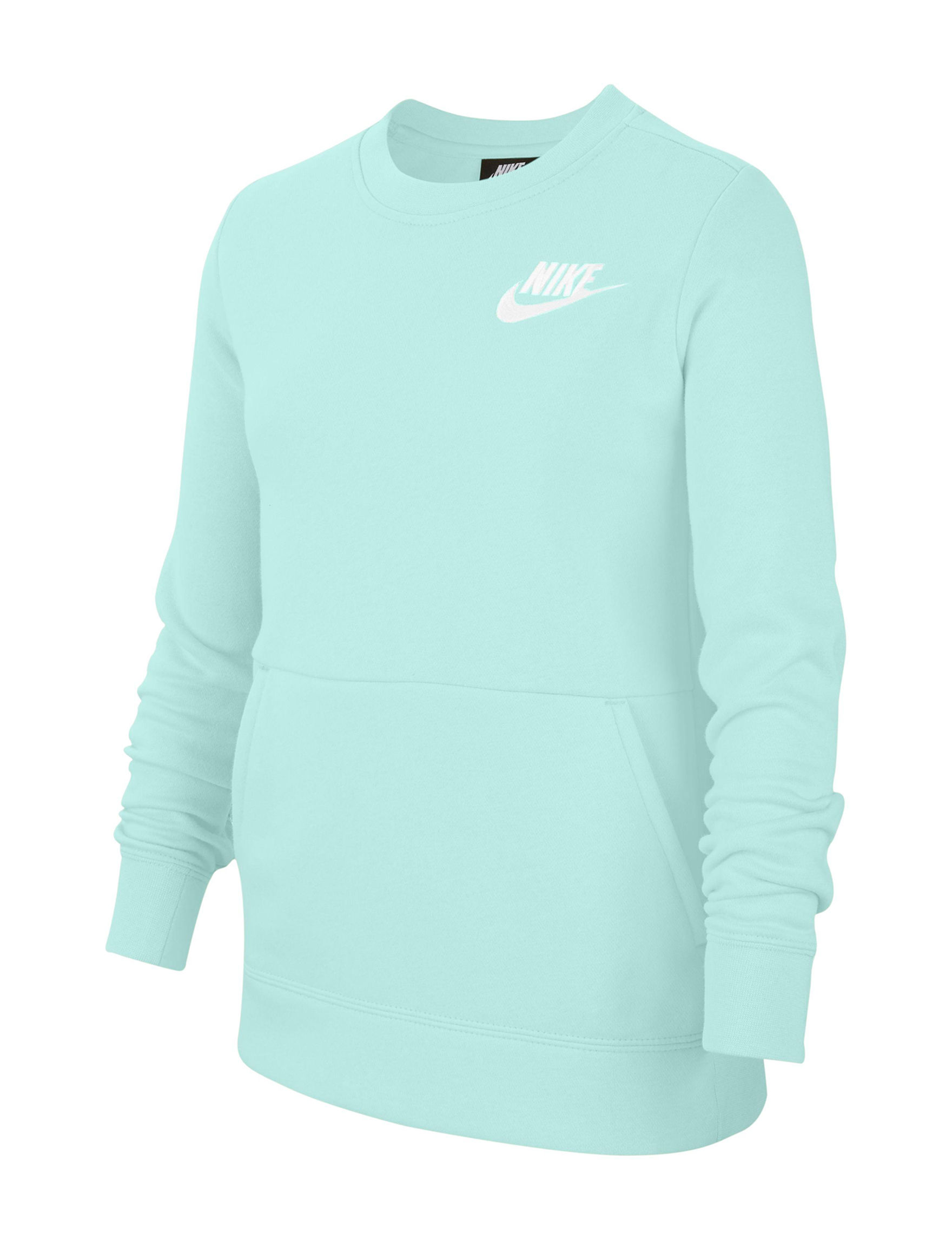 Nike Teal / White