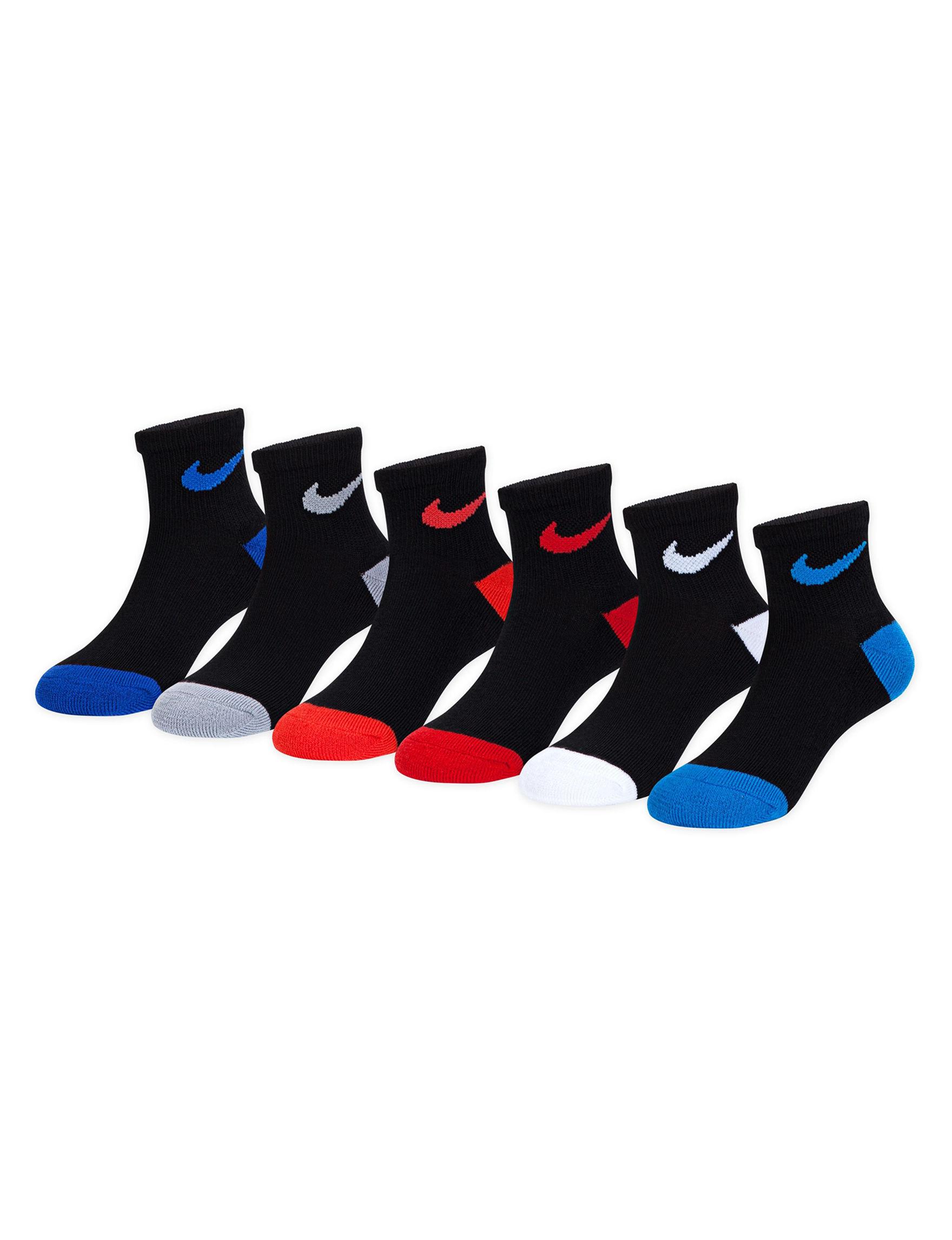 Nike Black Combo Socks