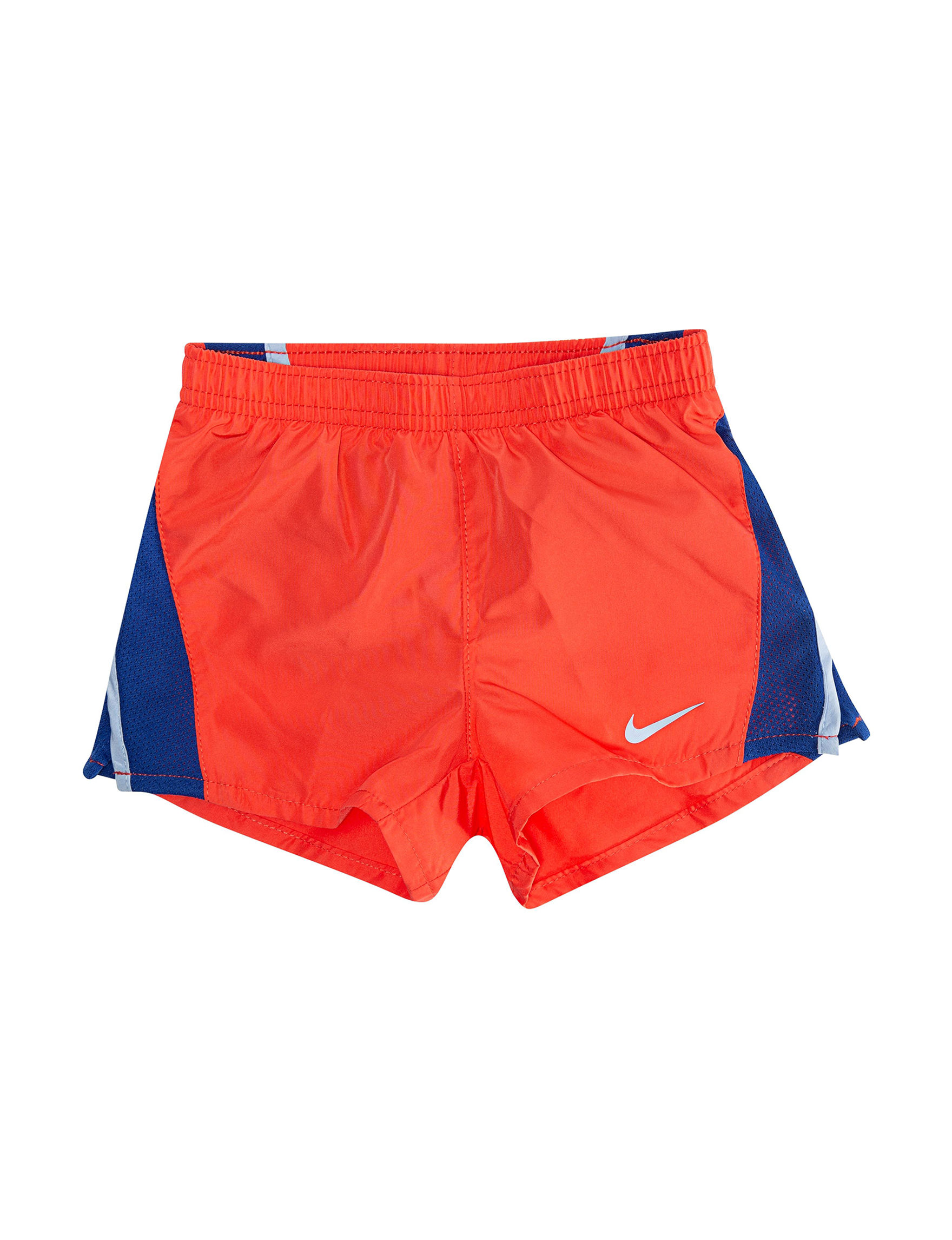 Nike Orange / Blue
