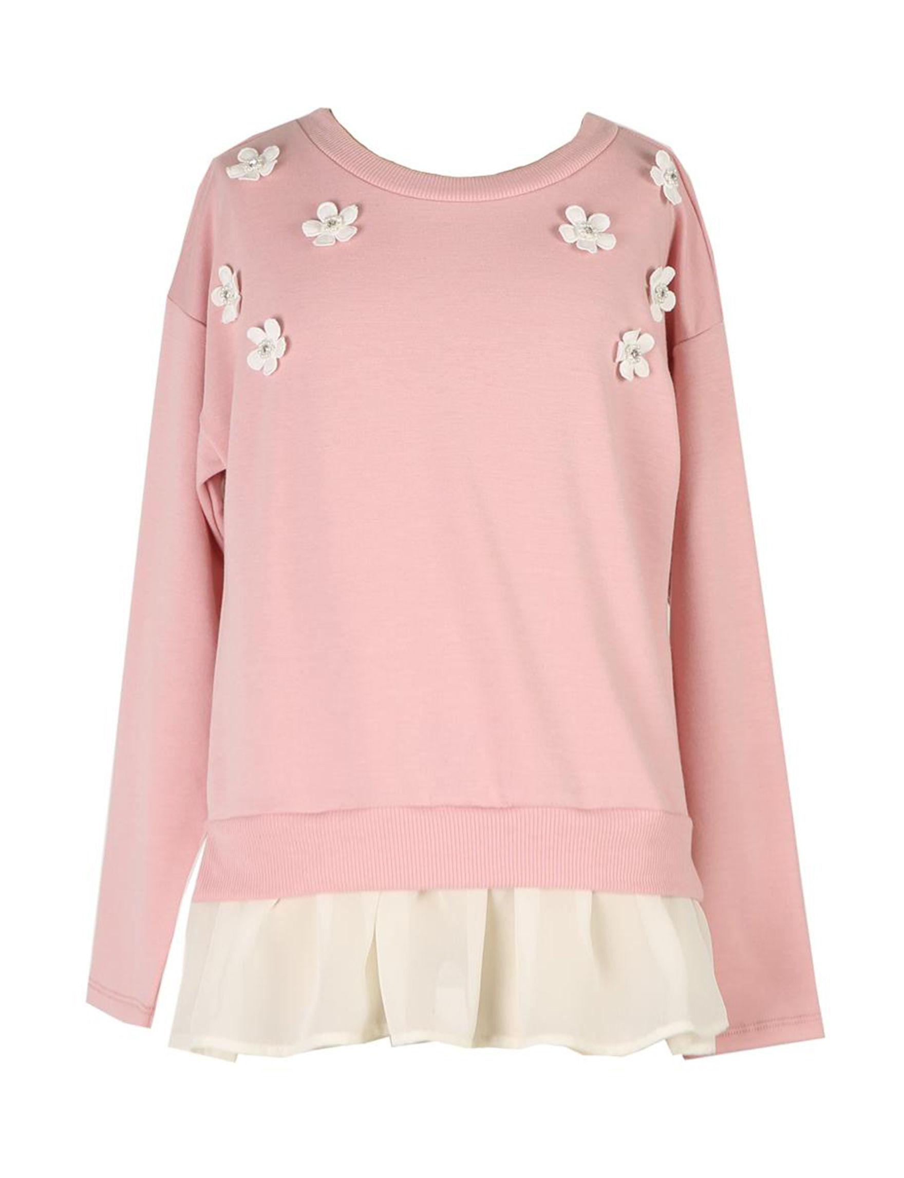 Speechless Pink / Ivory