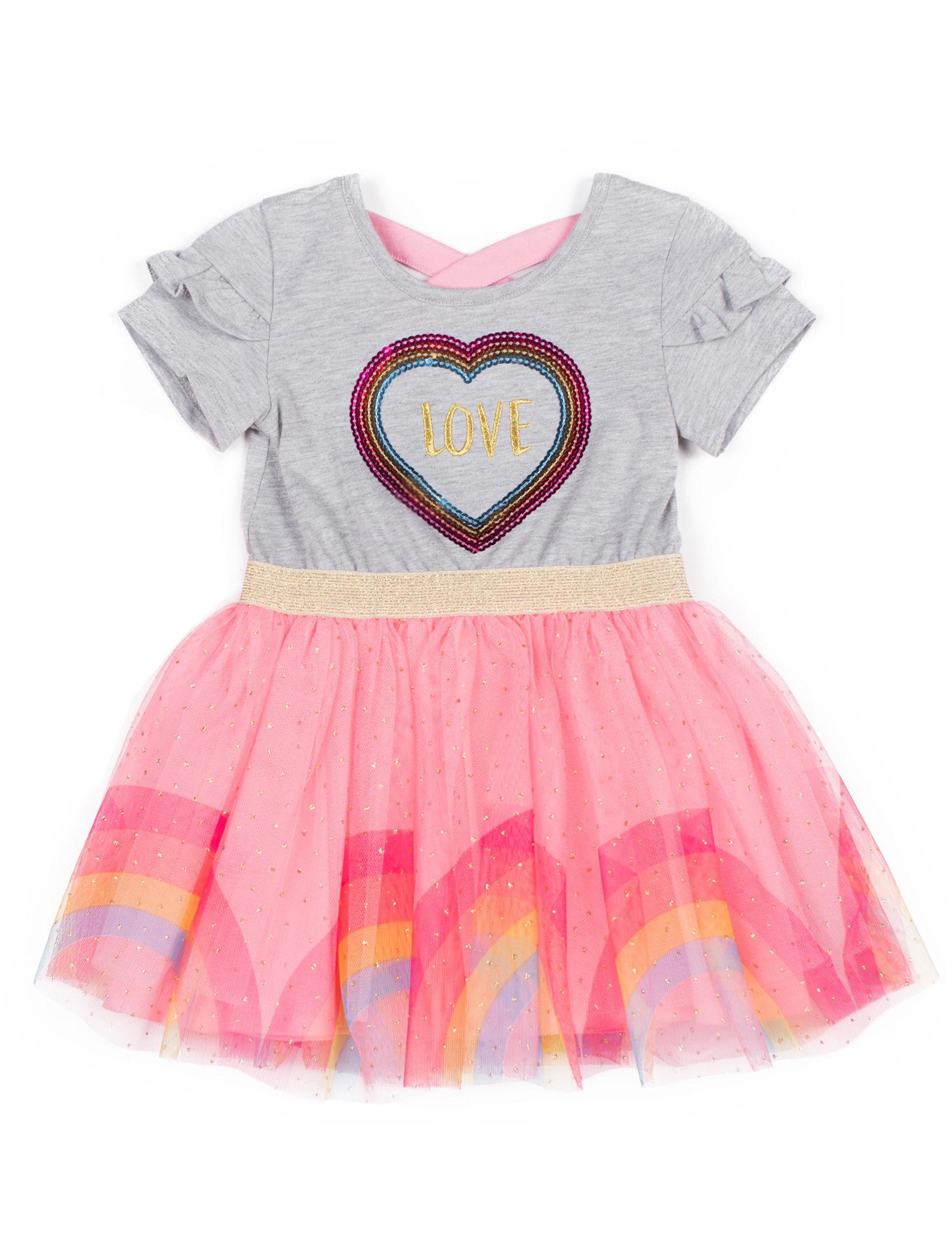 Little Lass Pink / Multi