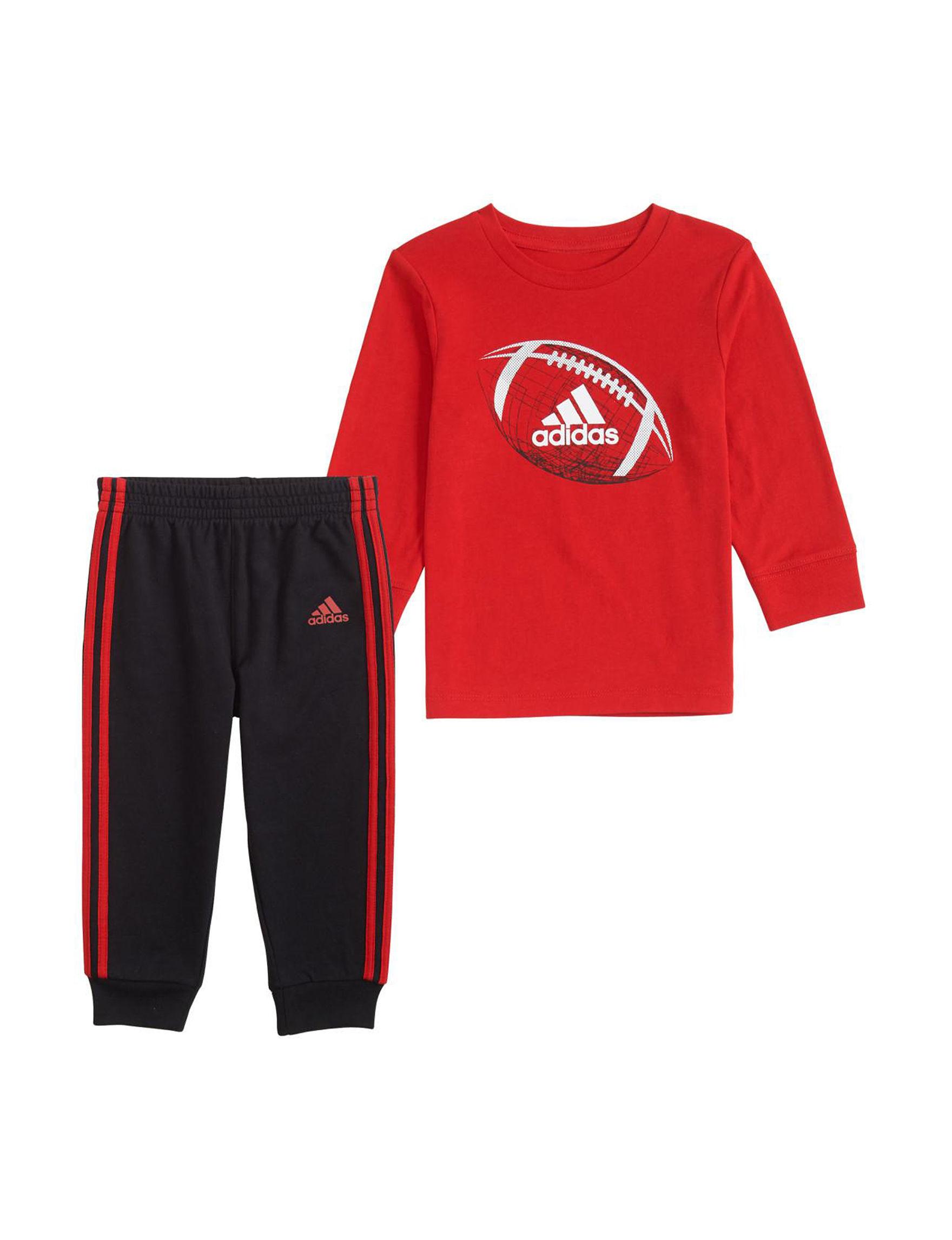 Adidas Red / Black