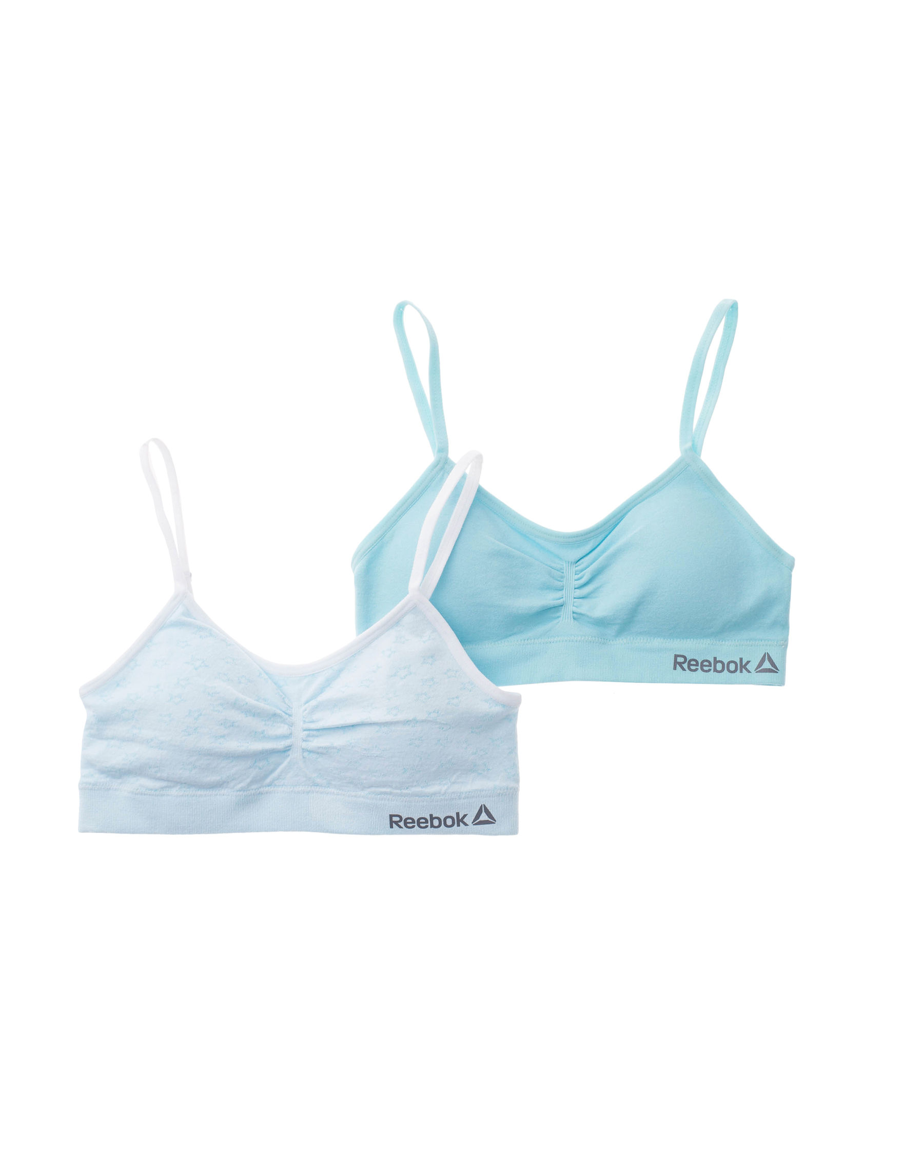 Reebok Aqua / White