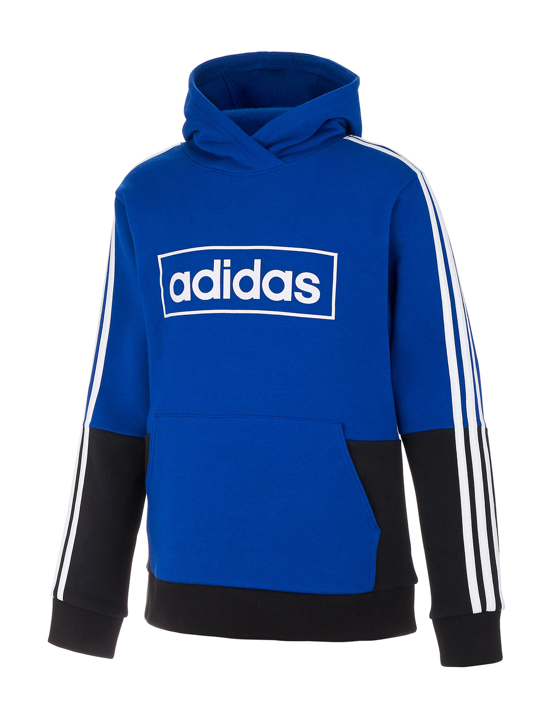 Adidas Royal Blue / Black