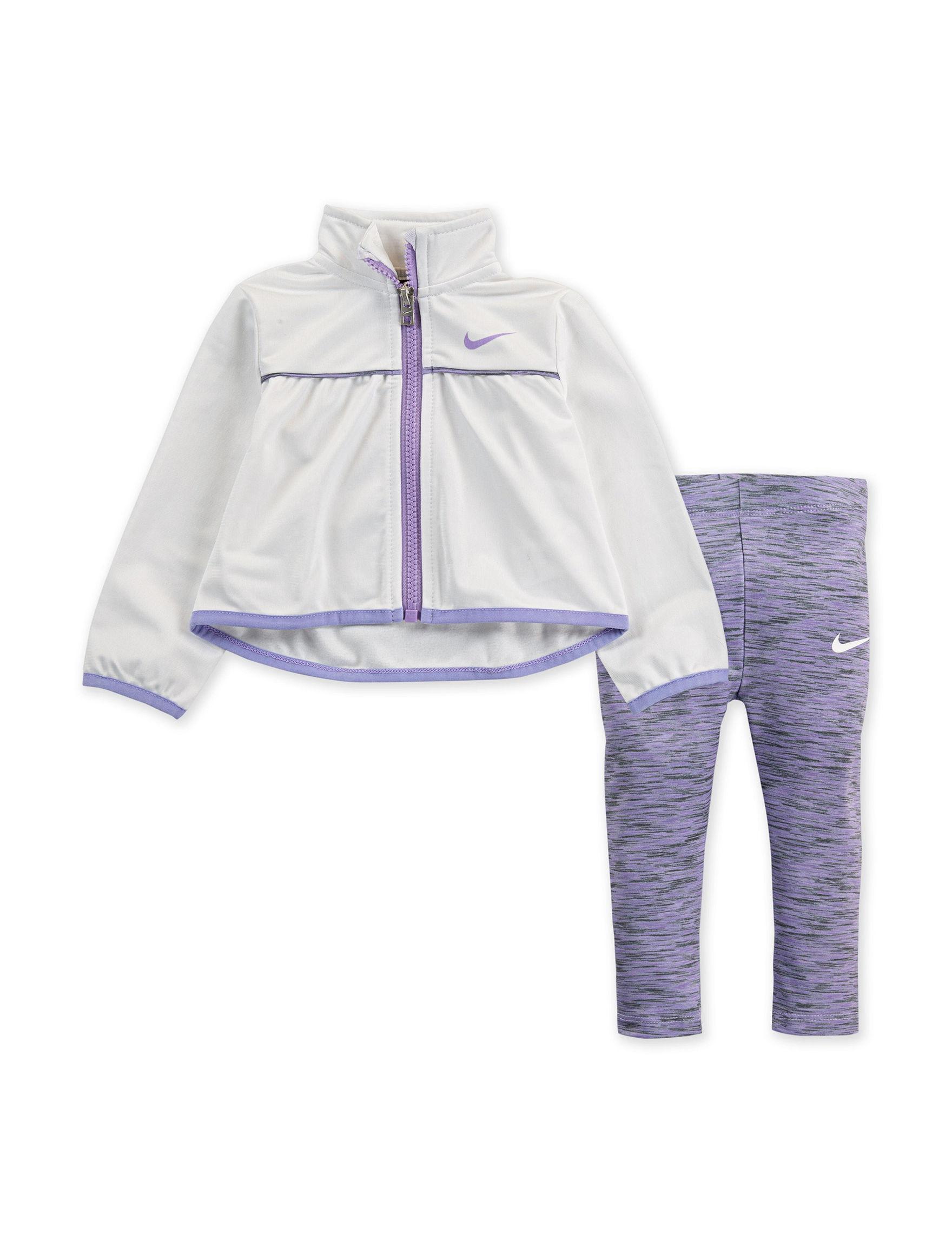 Nike Purple / White