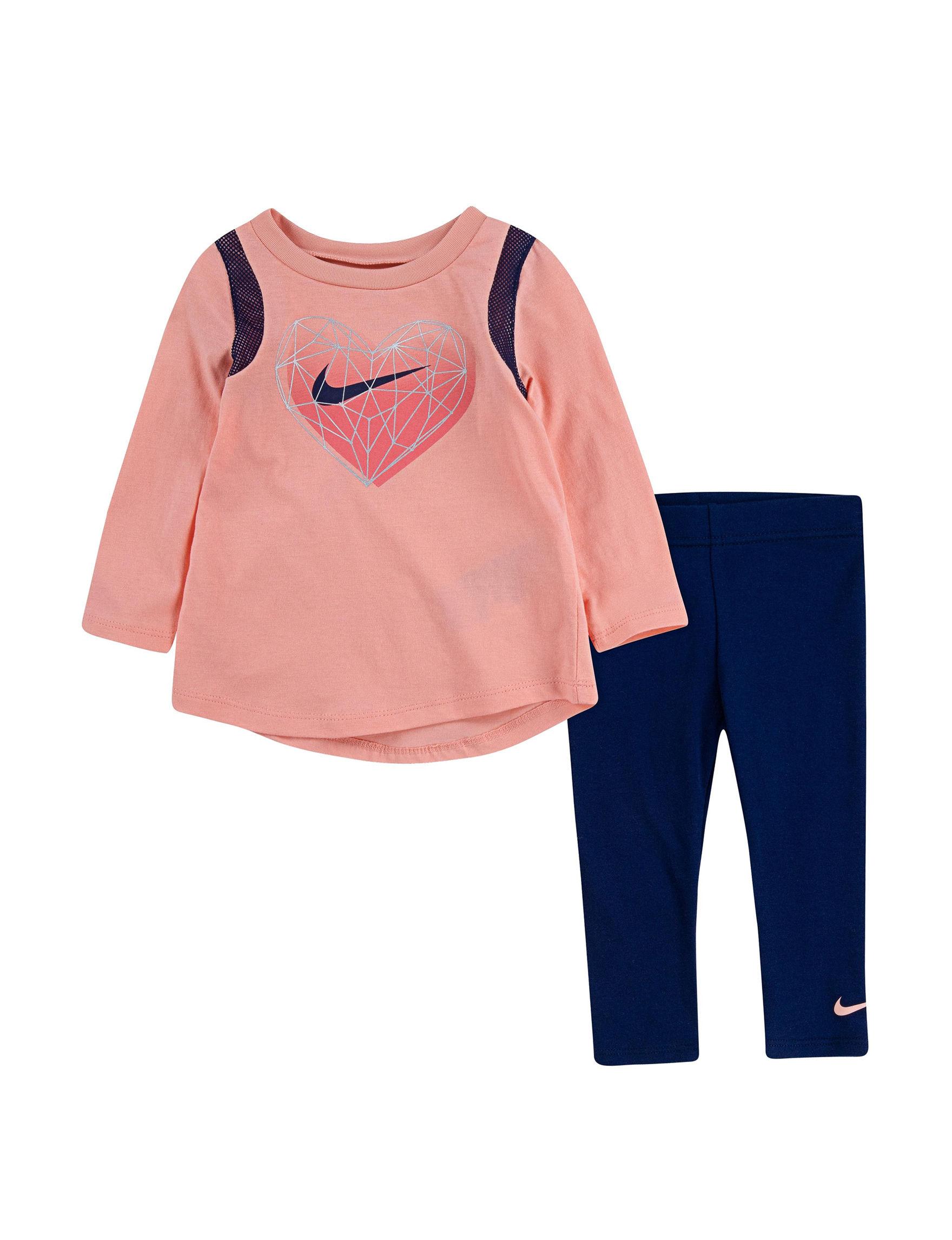 Nike Blue / Pink