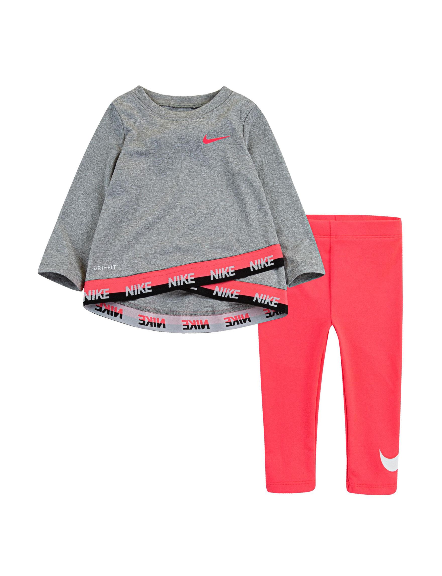 Nike Pink / Grey / Black