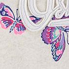 White / Butterflies