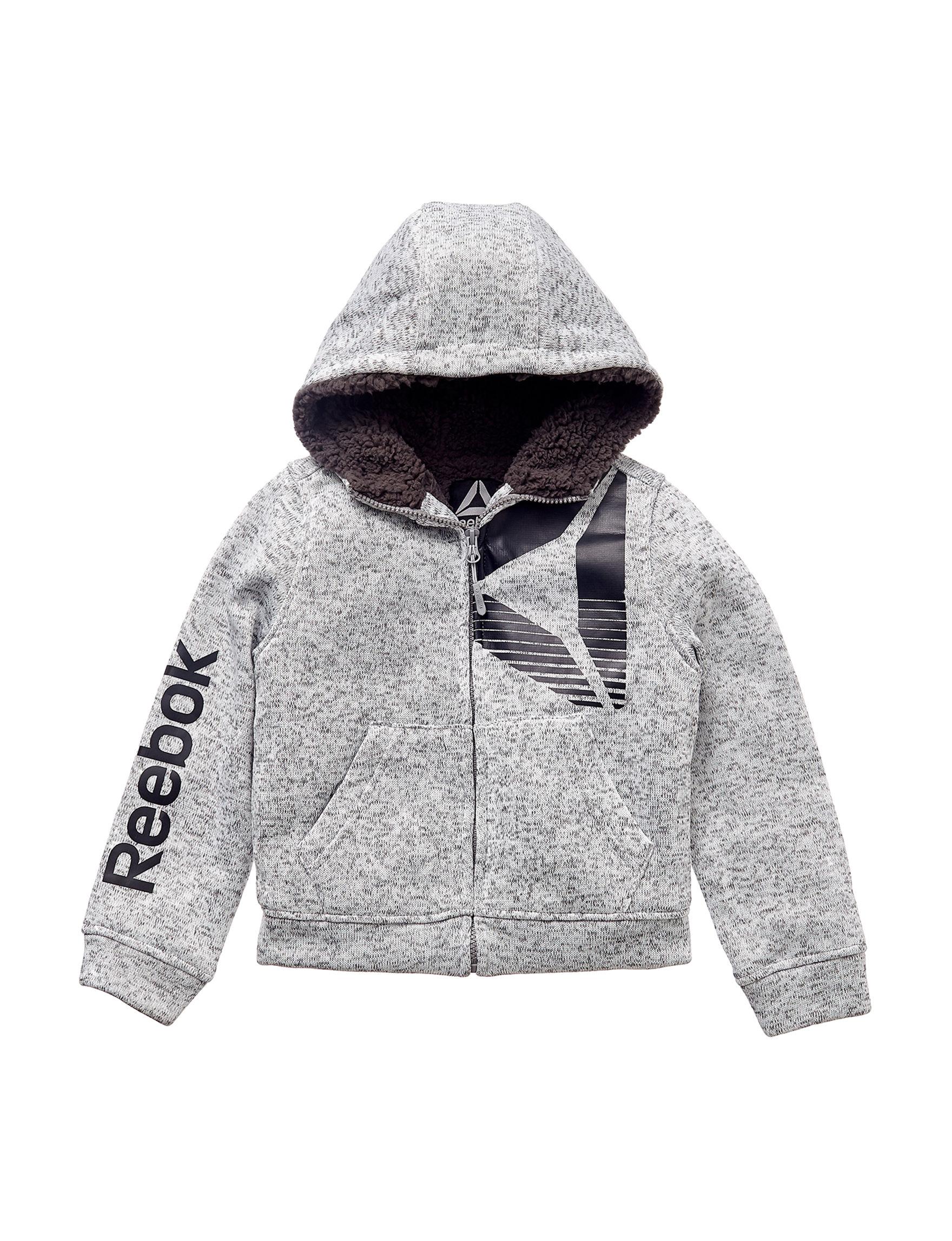 Reebok Grey / Black