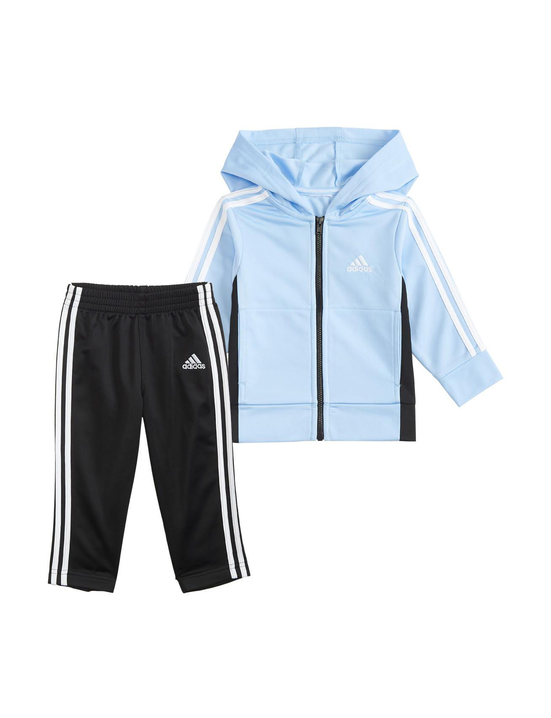 Adidas Light Blue / Black