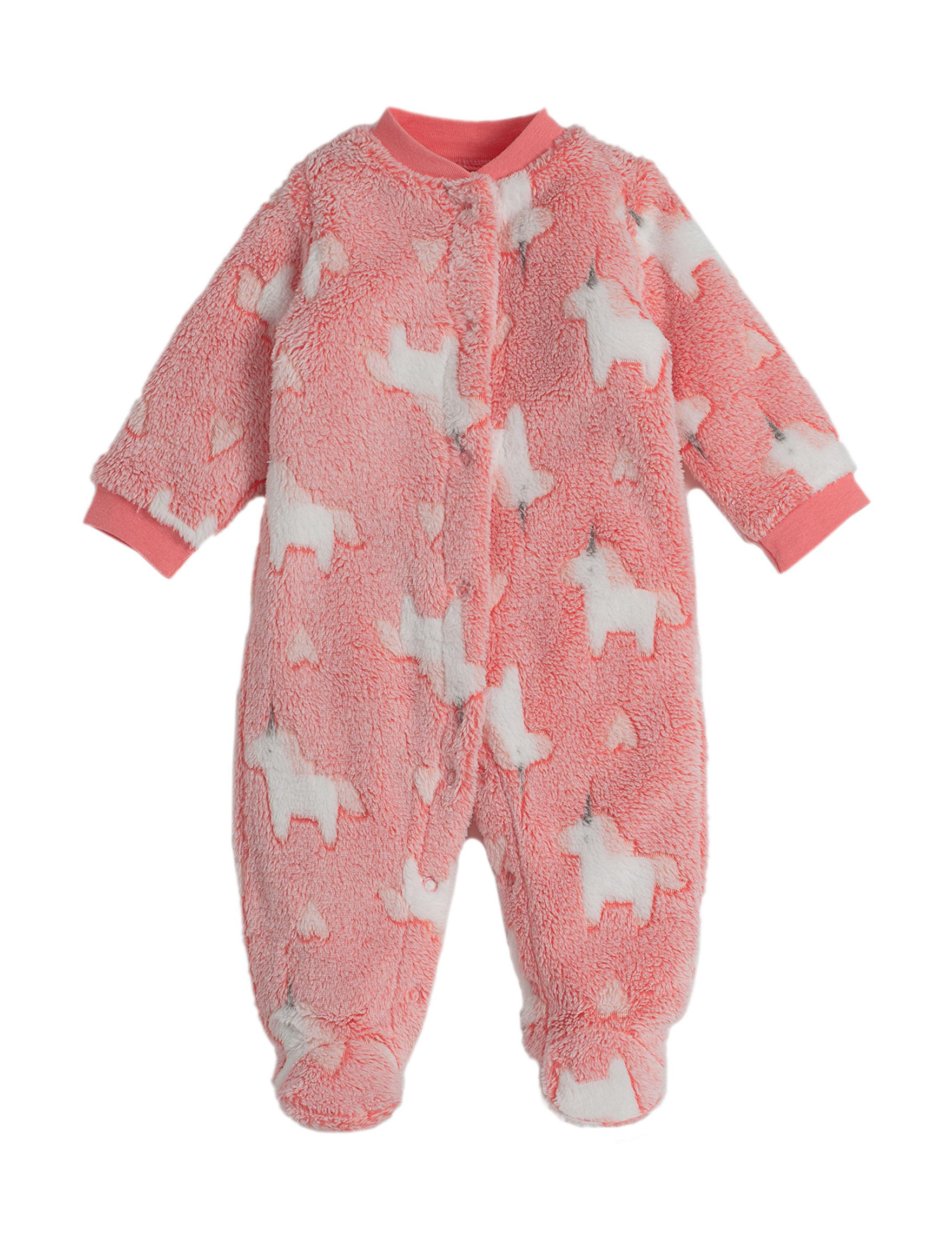 Baby Gear Coral / White