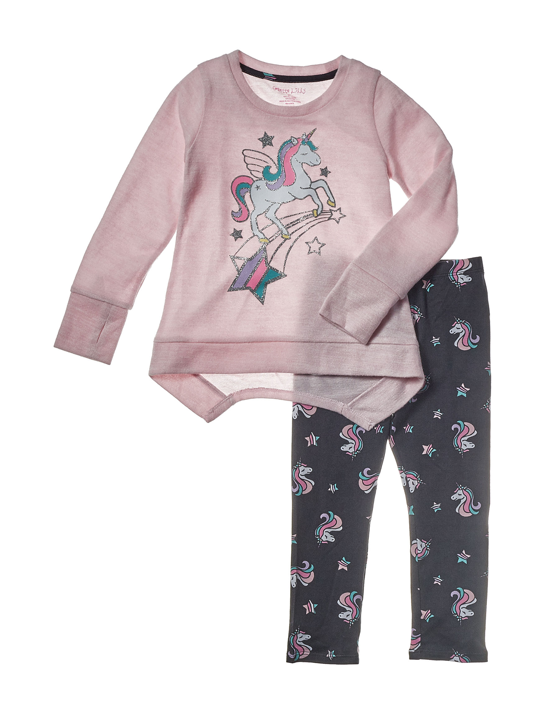 Colette Lily Pink Multi