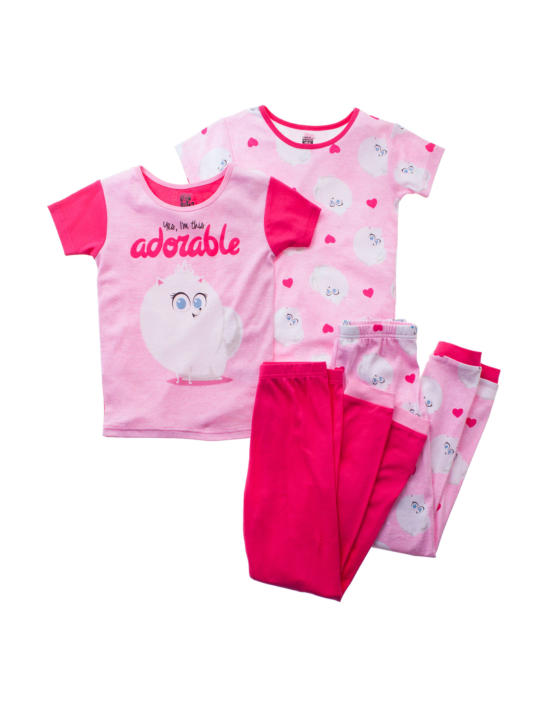 Licensed Pink
