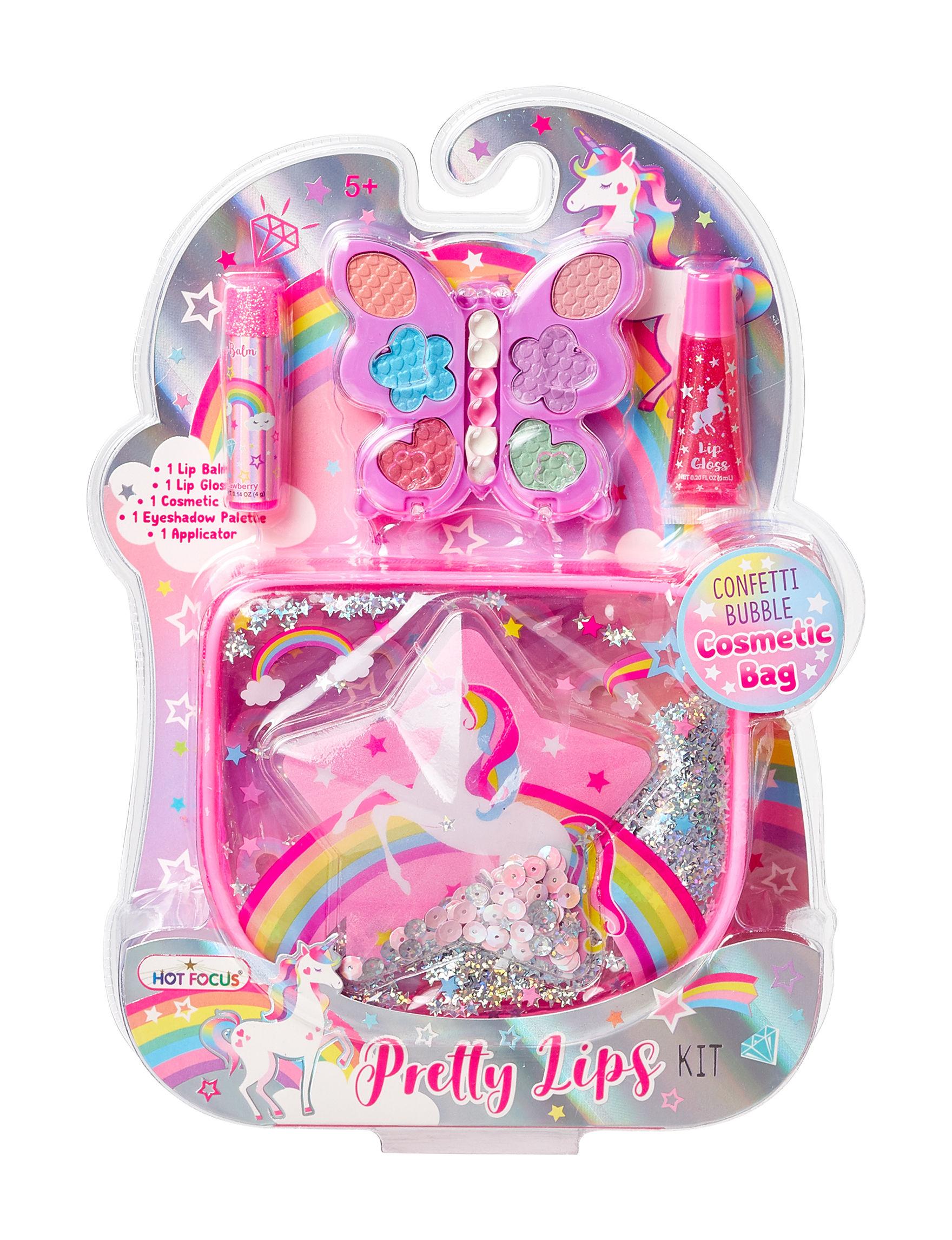 Hot Focus Pink / Multi