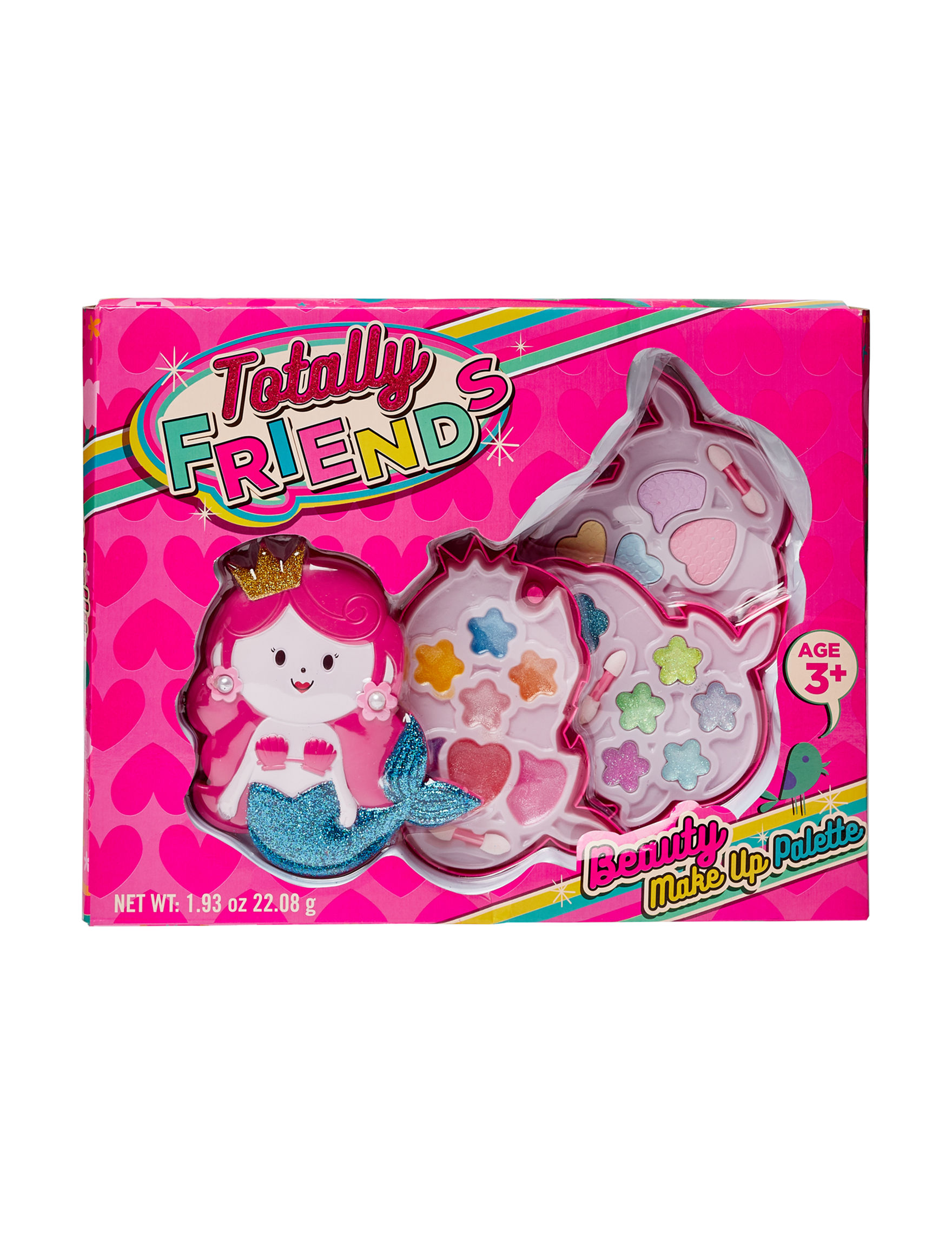 Totally Friends Pink Multi