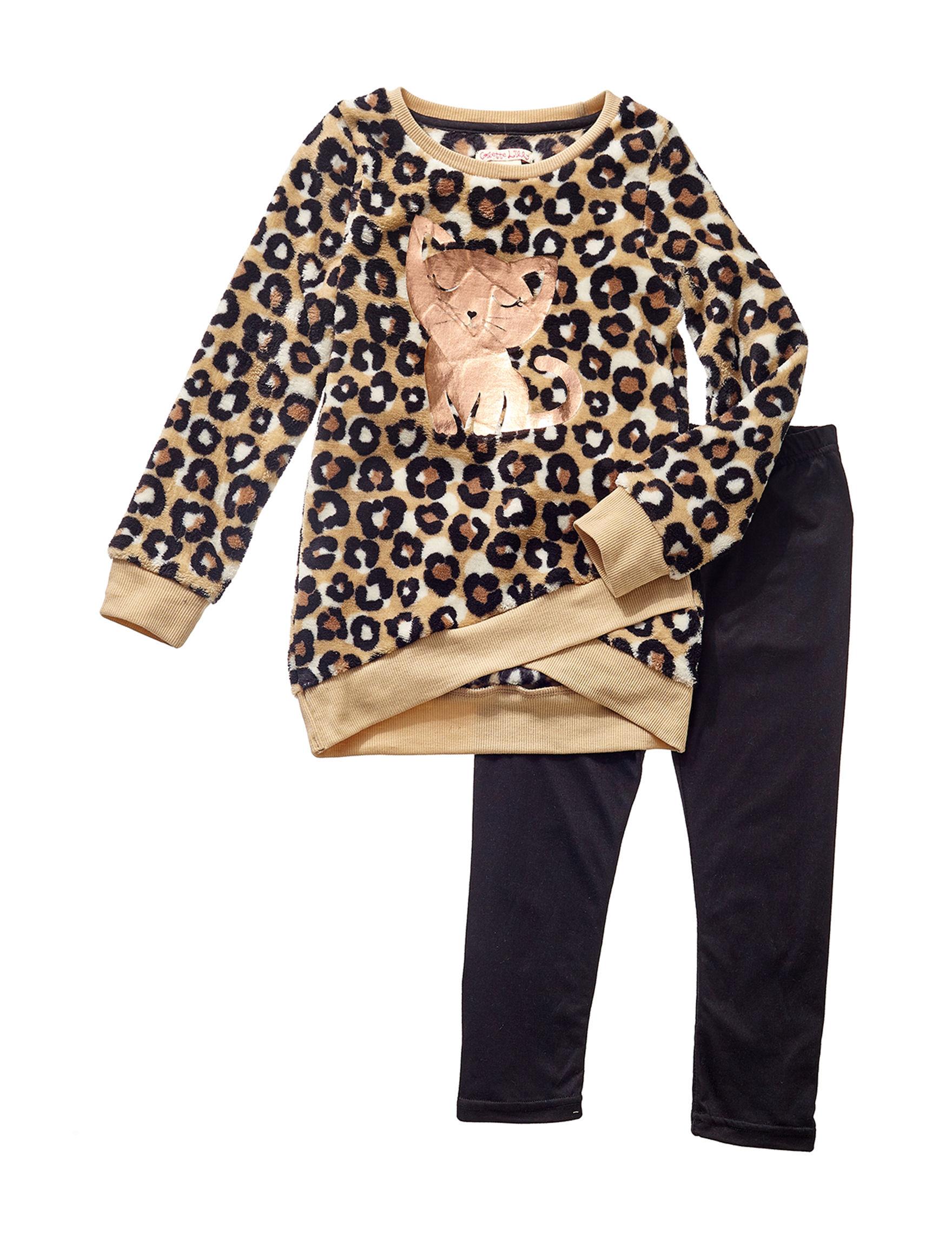 Specialty Girl Leopard / Black