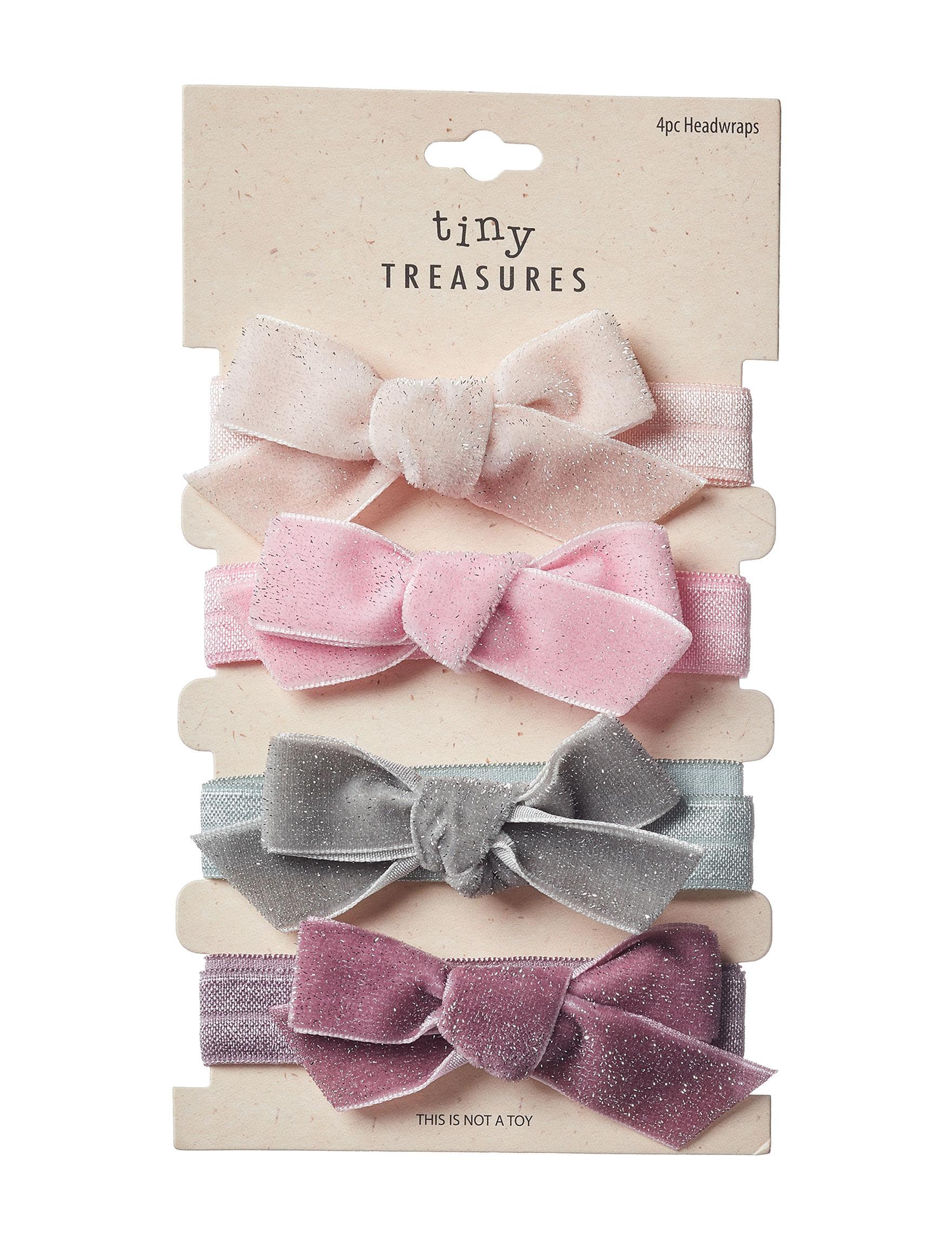 Tiny Treasures Pink / Multi