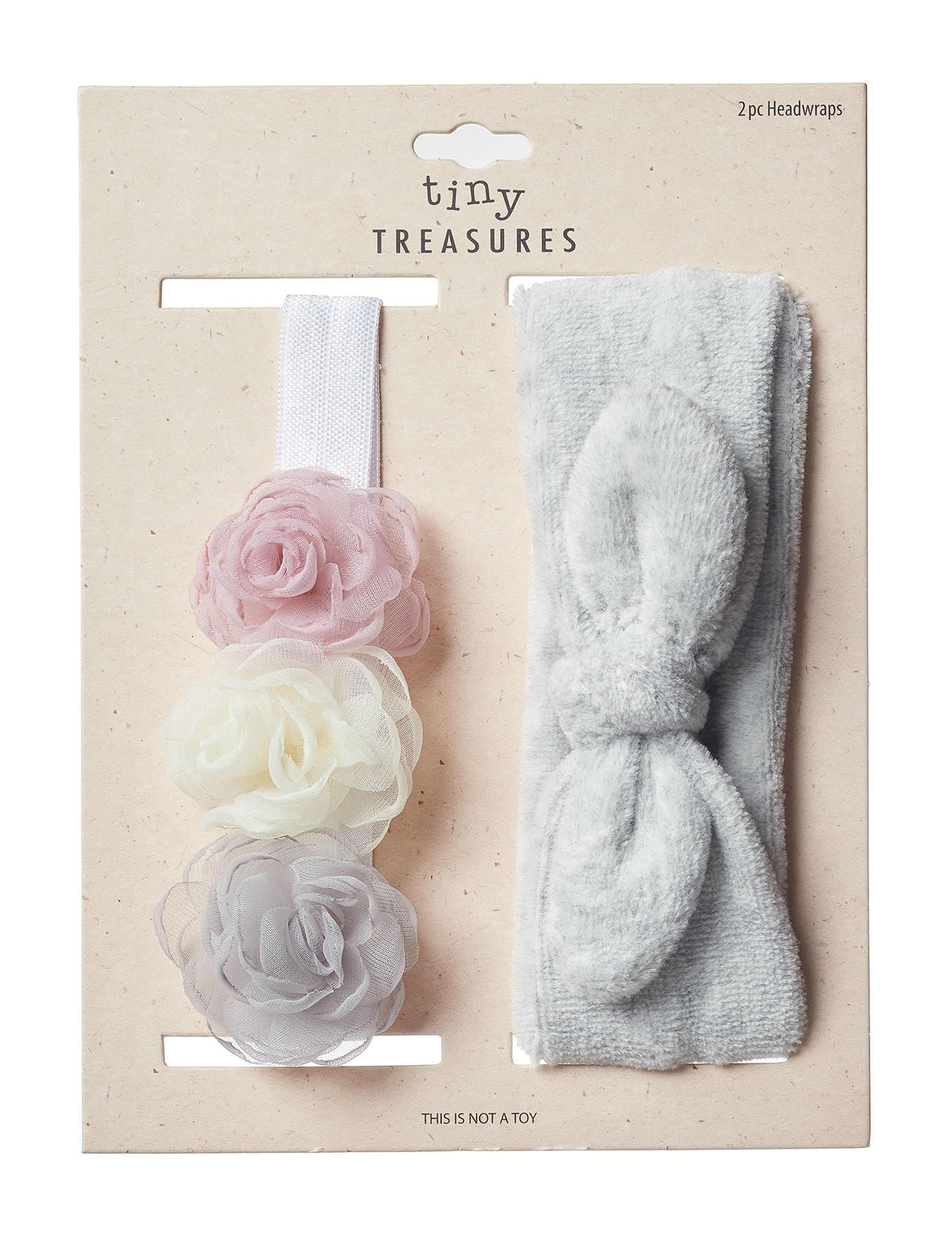 Tiny Treasures Grey Multi