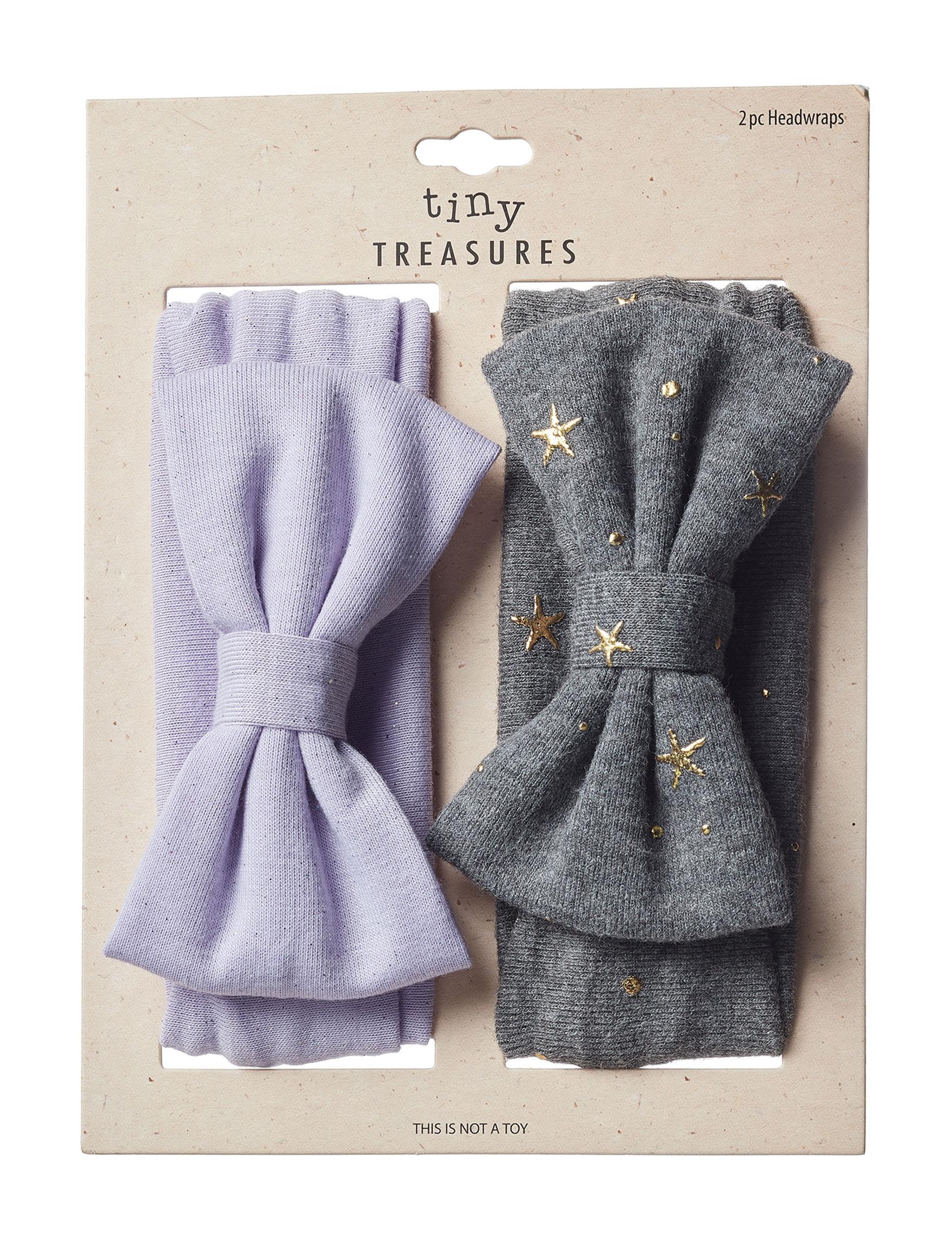 Tiny Treasures Purple / Grey