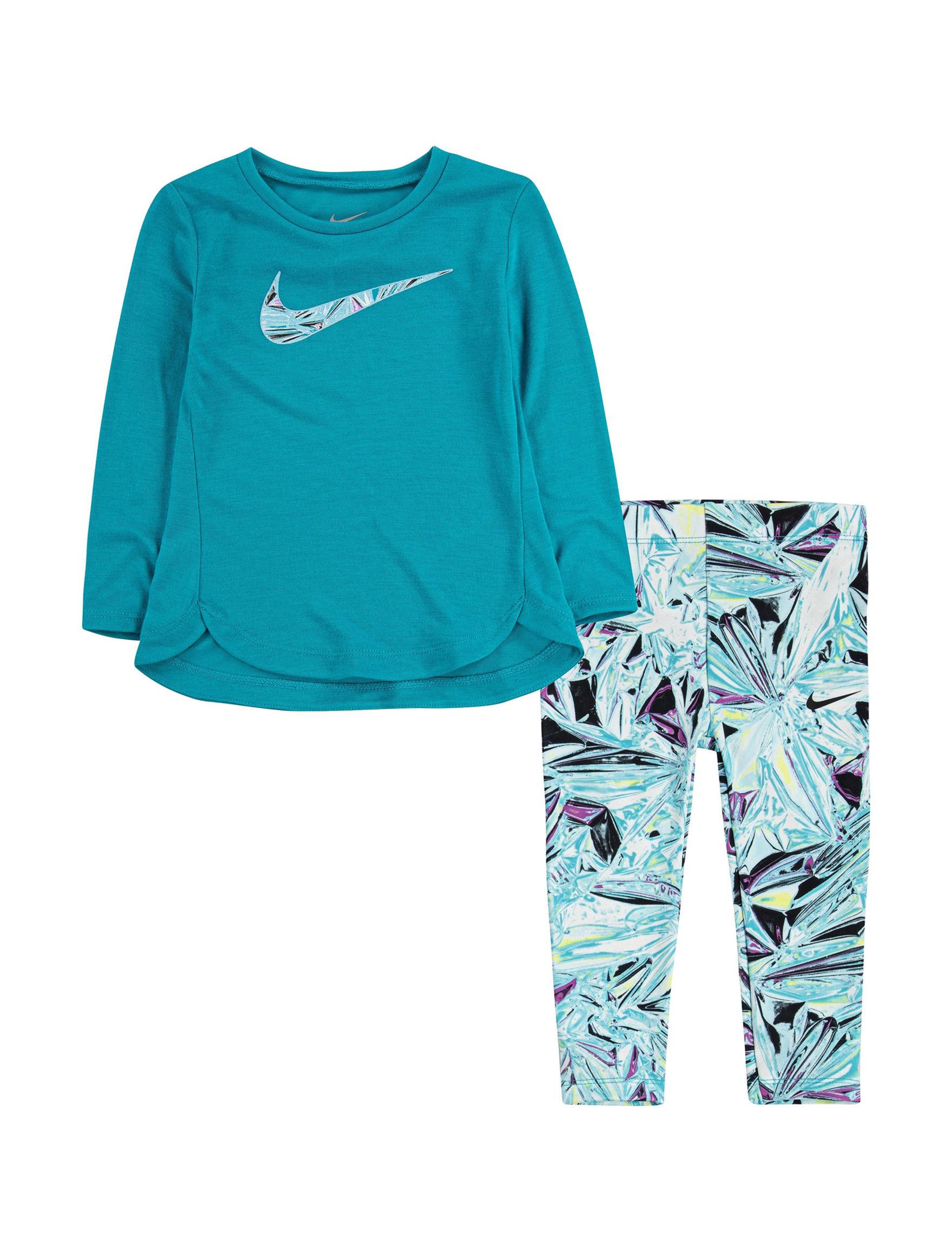 Nike Teal / Multi