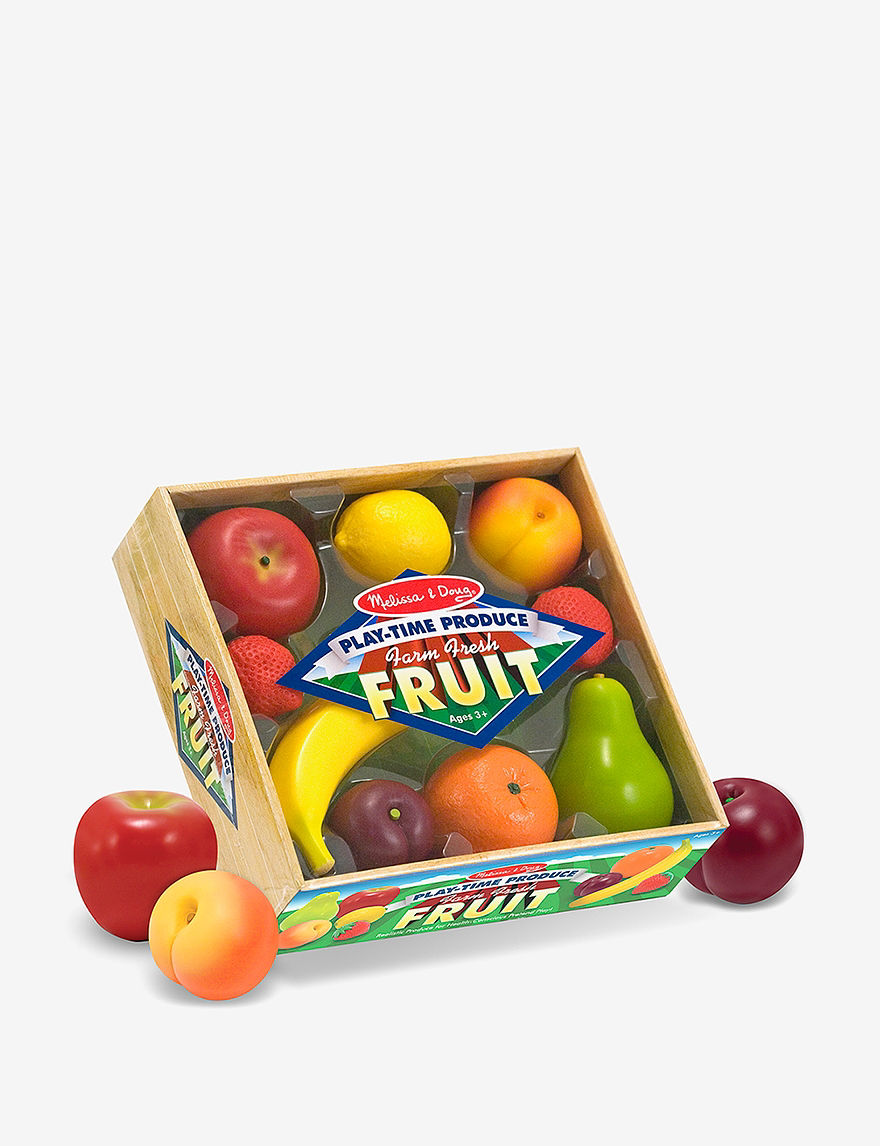 Melissa & Doug Play-Time Produce Fruit -  - Melissa & Doug