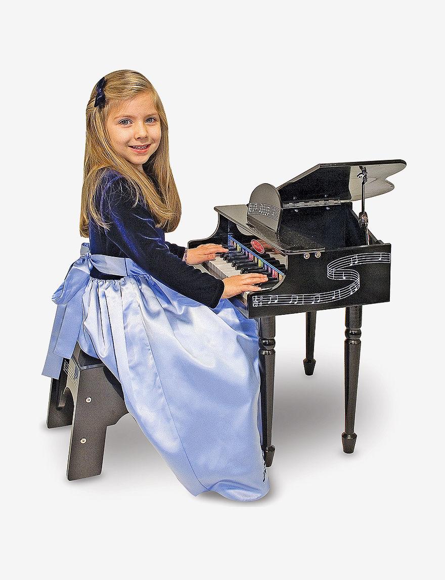 Melissa  Doug Grand Piano -  - Melissa & Doug