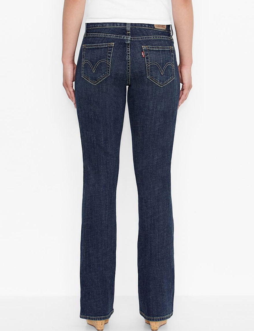 27f0ba8c ... UPC 604095331805 product image for Levi's 529 Curvy Bootcut Classic  Wash Jeans - Misses - Dark ...