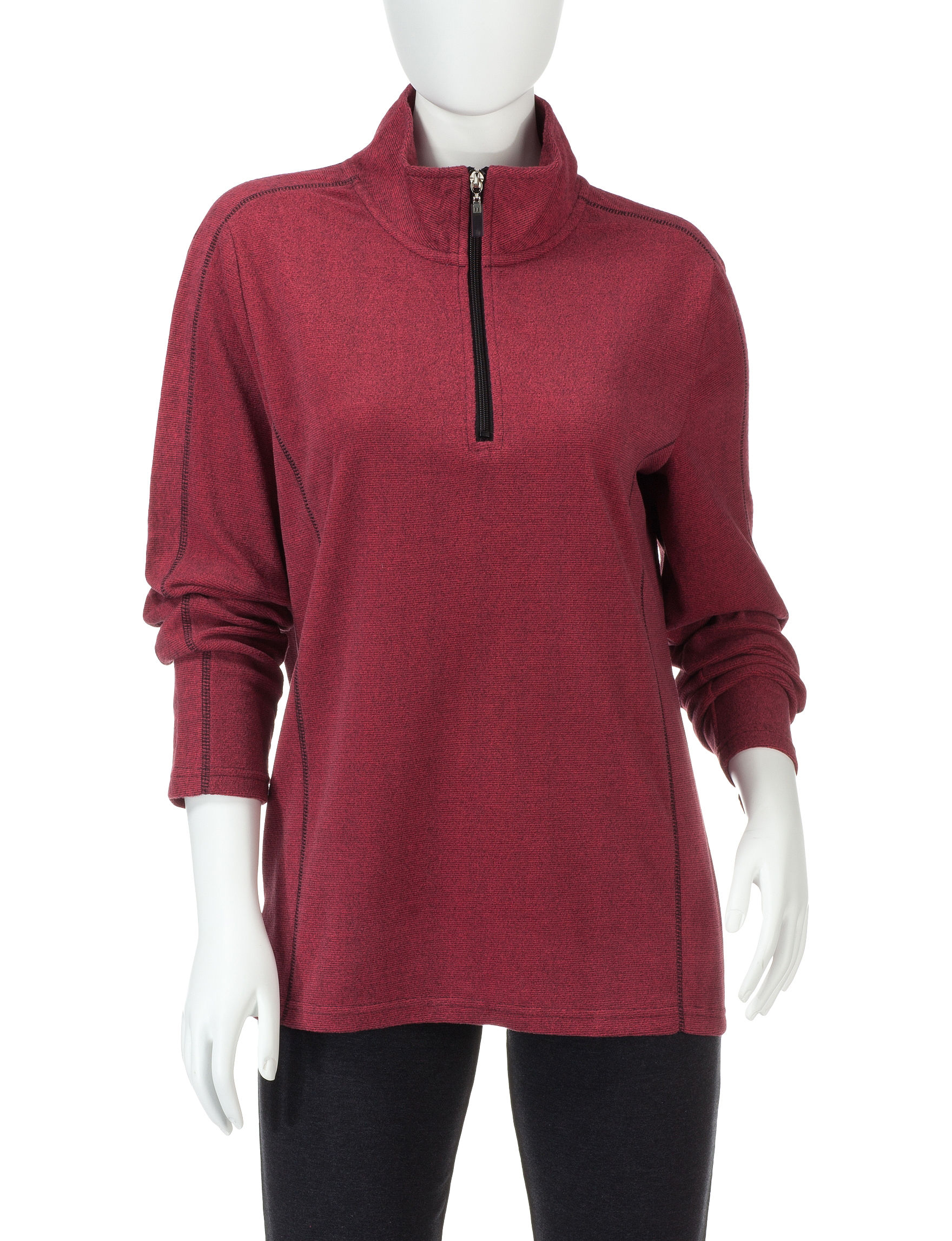 Silverwear Red Shirts & Blouses