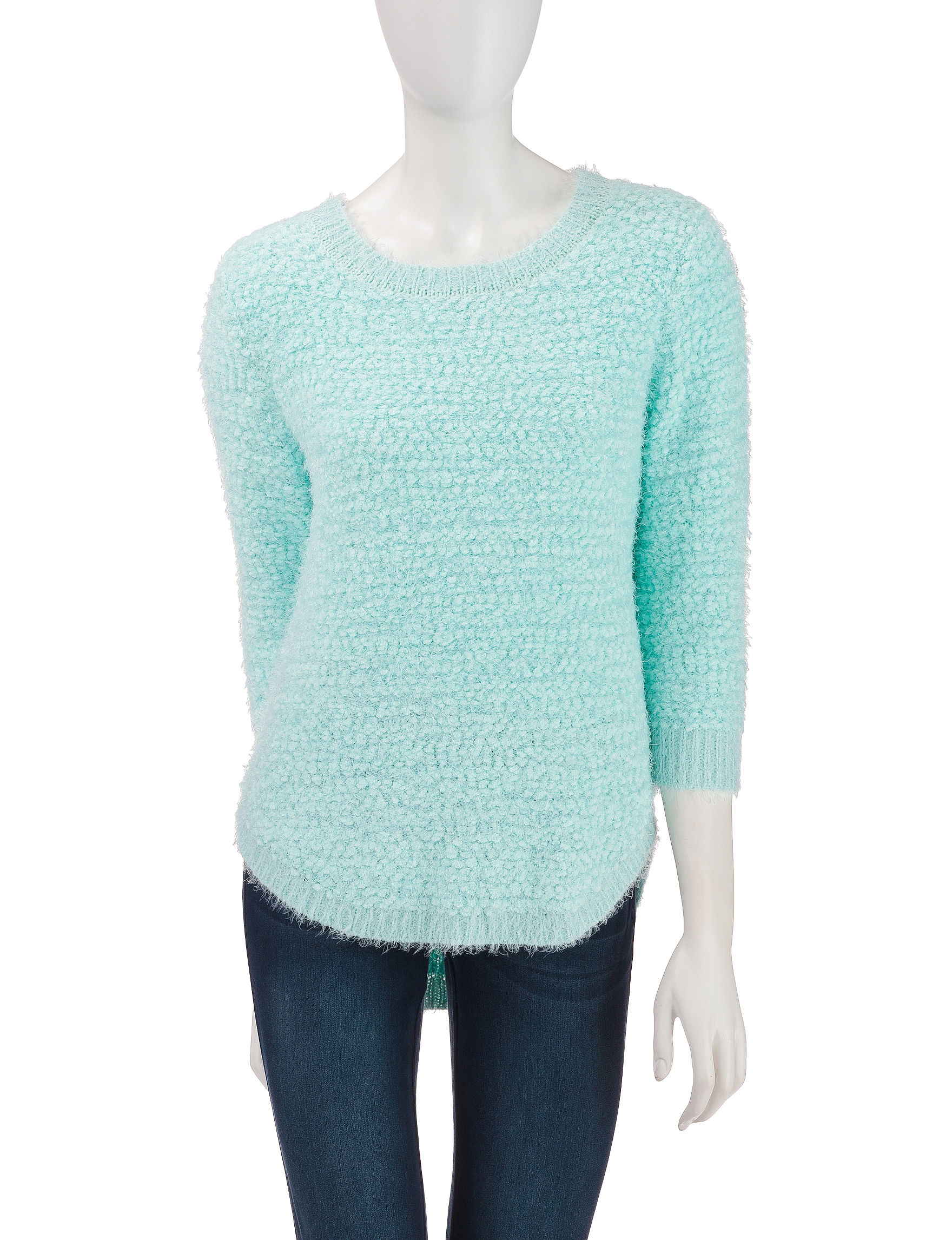 Hannah Mint Pull-overs