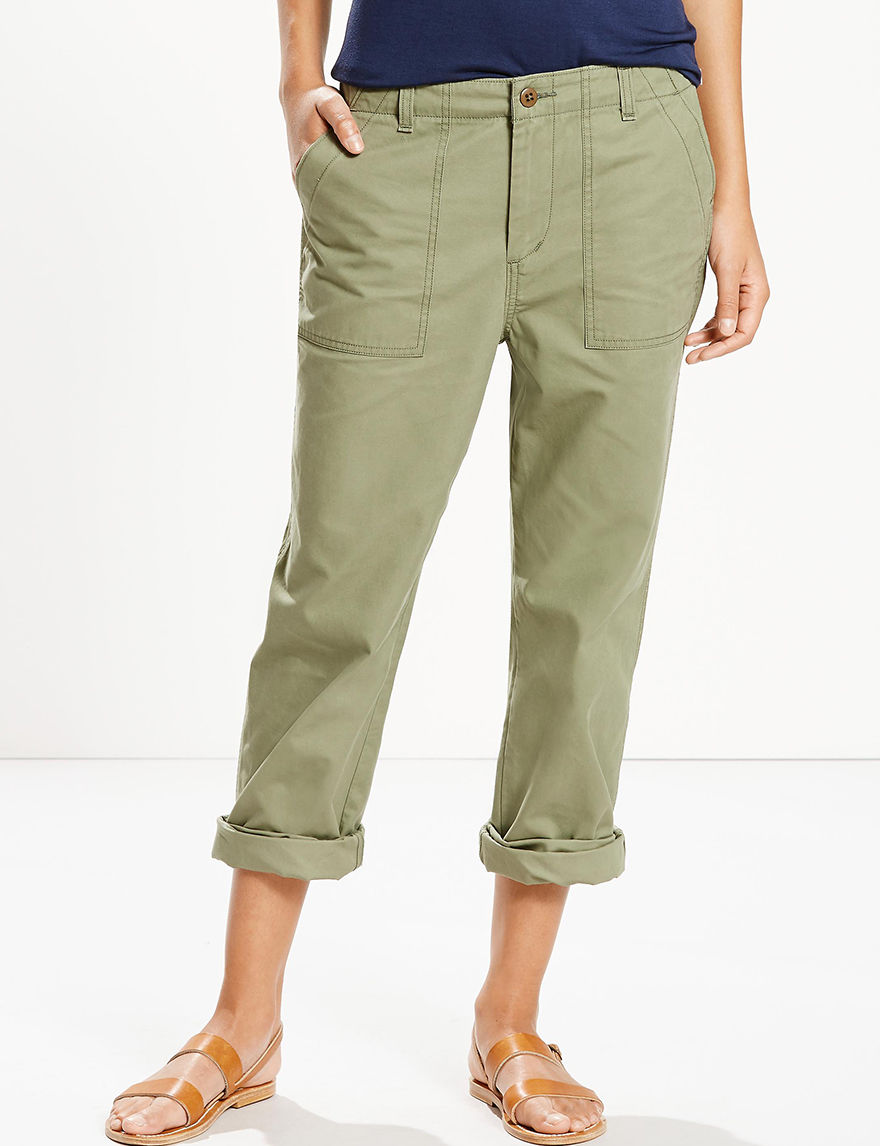 Levi's Green Relaxed