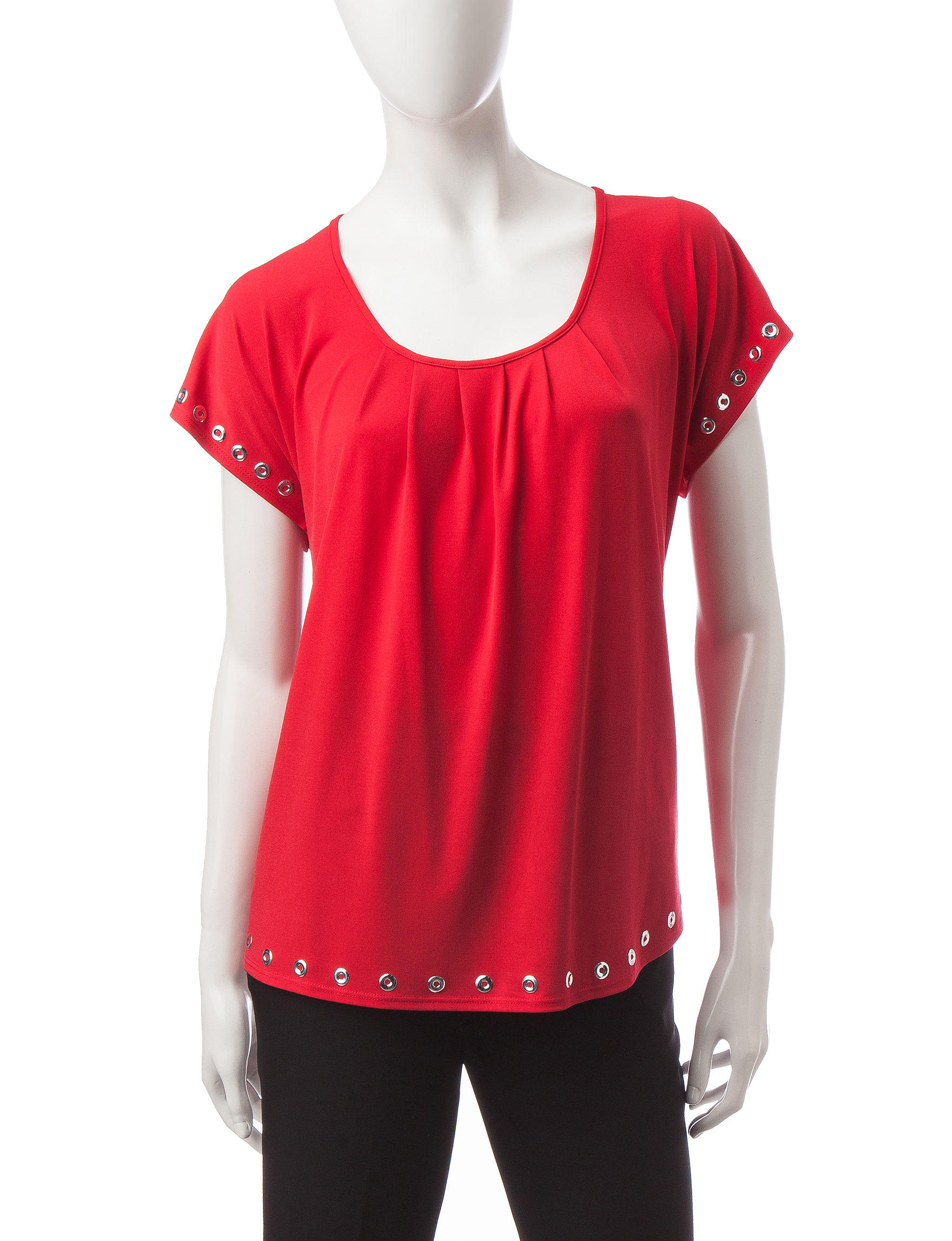 Notations Scarlet Shirts & Blouses