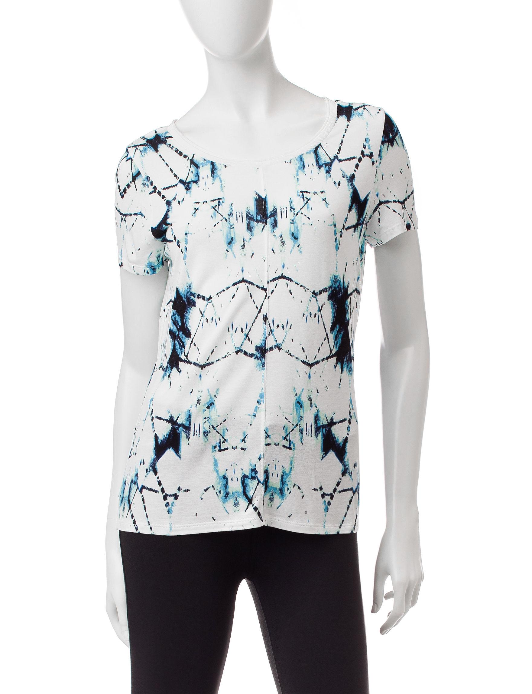 Calvin Klein Jeans White Tees & Tanks