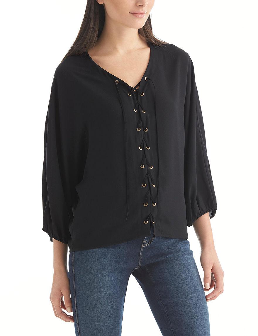 Nine West Jeans Black Shirts & Blouses