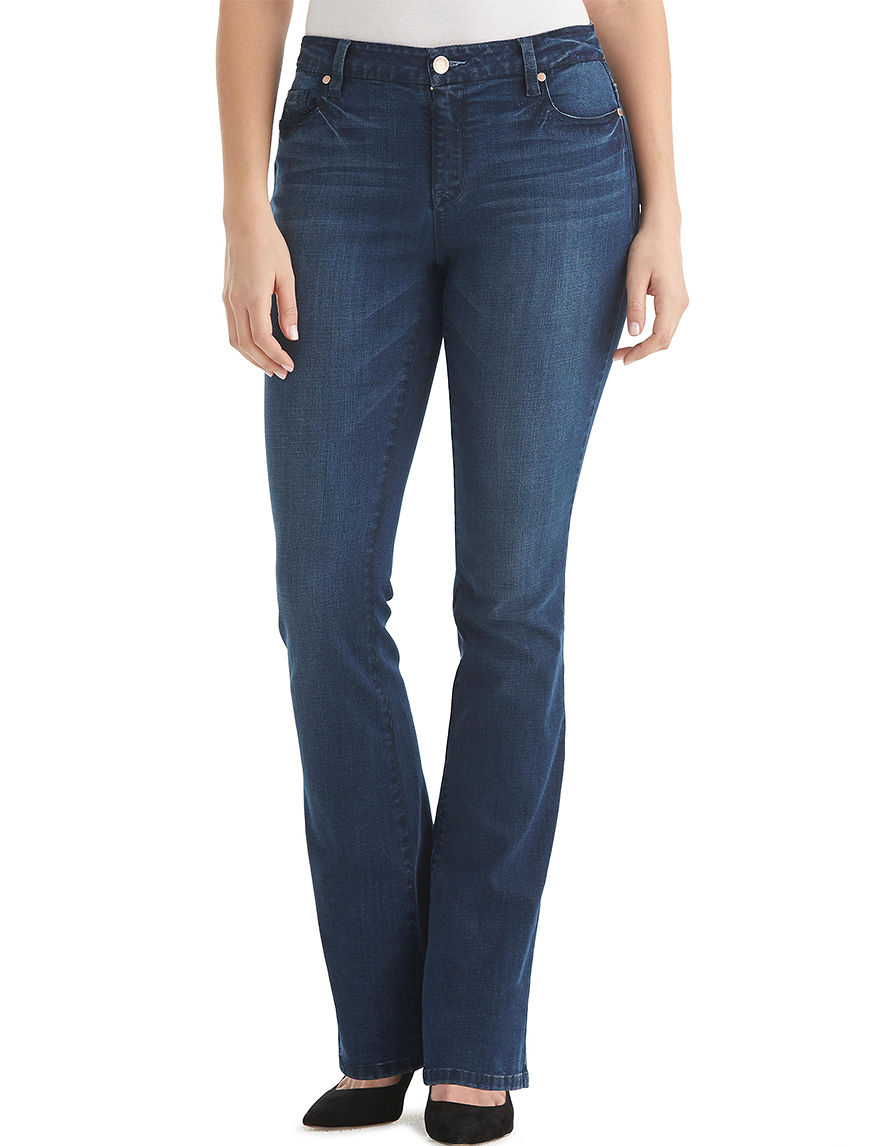 Nine West Jeans Medium Wash Skinny
