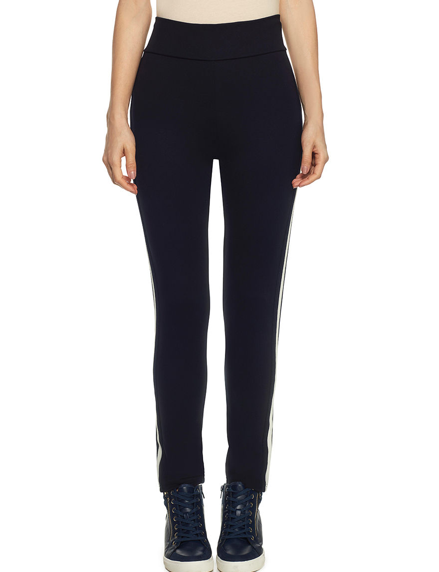 Skyes The Limit Navy Leggings