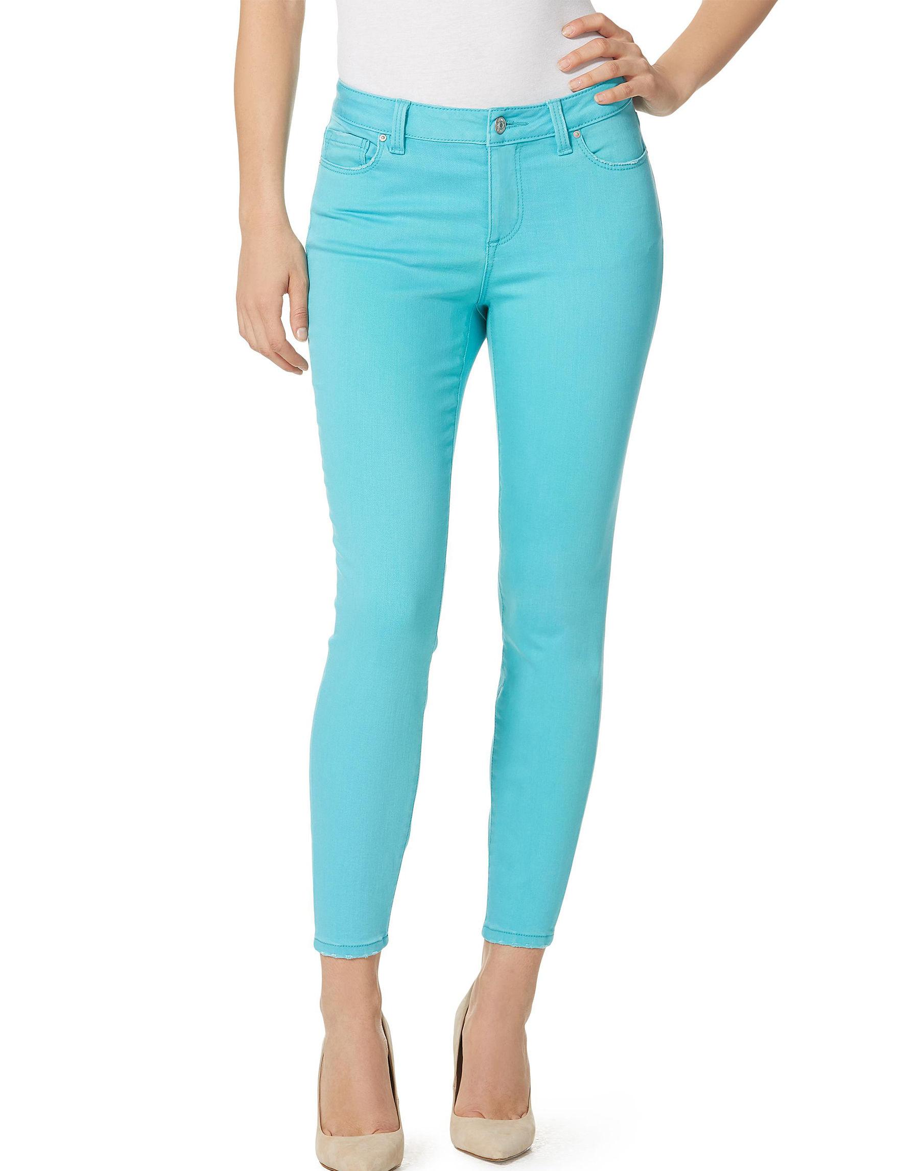 Vintage America Blues Blue Soft Pants