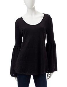 Hannah Caviar Shirts & Blouses Tunics