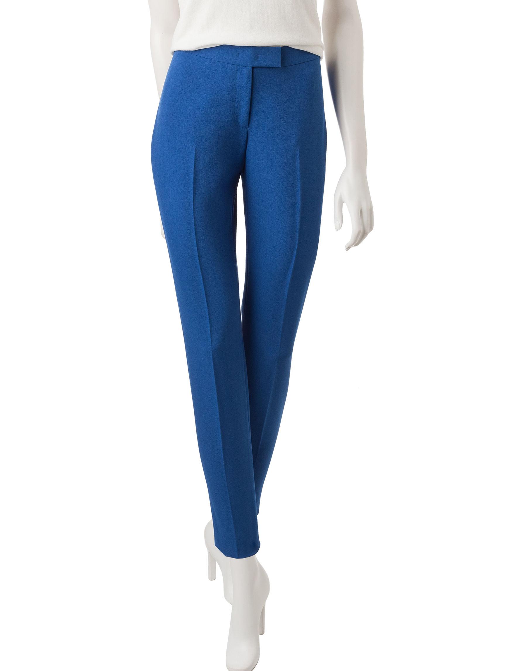 Anne Klein Blue Soft Pants