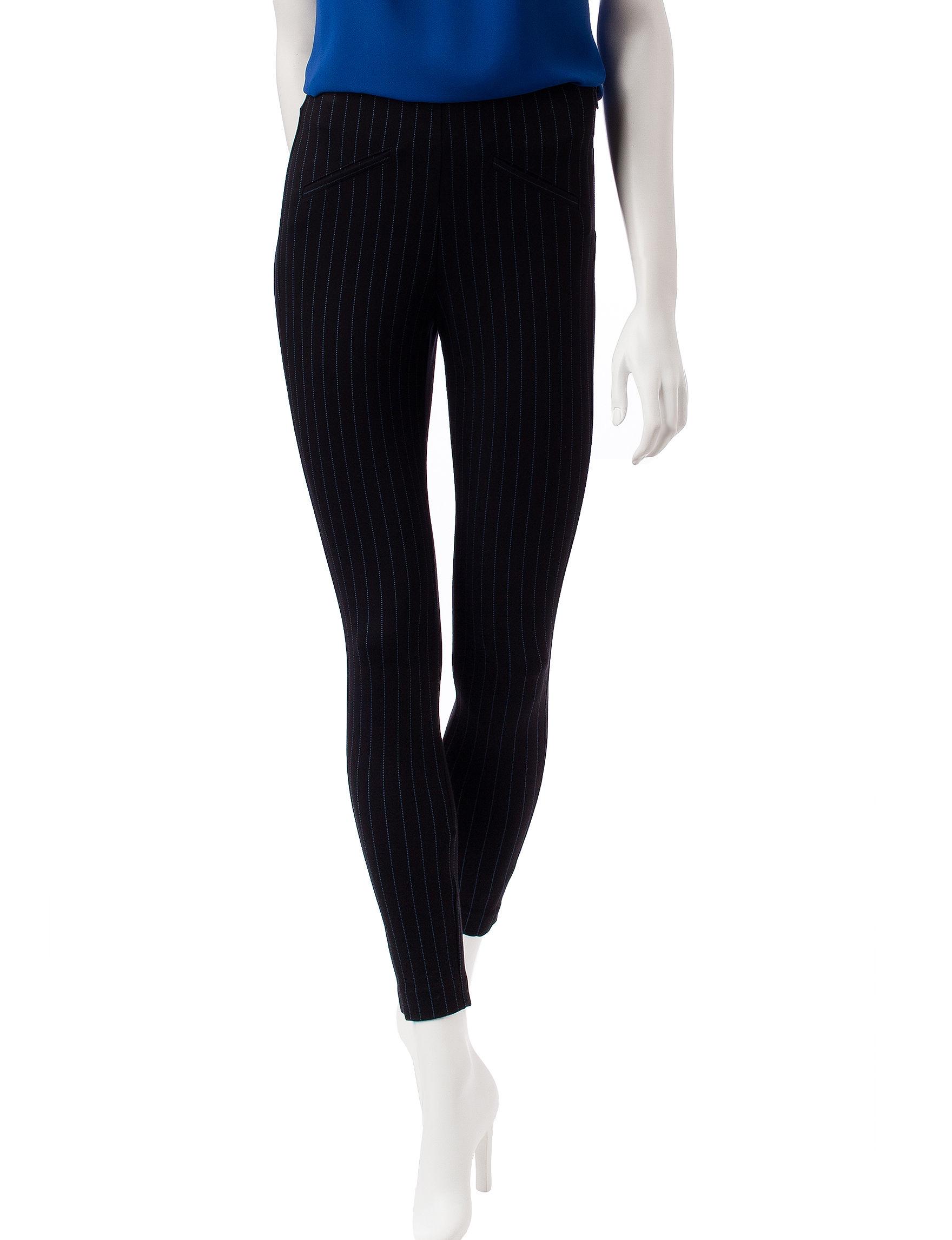 Anne Klein Black Soft Shorts