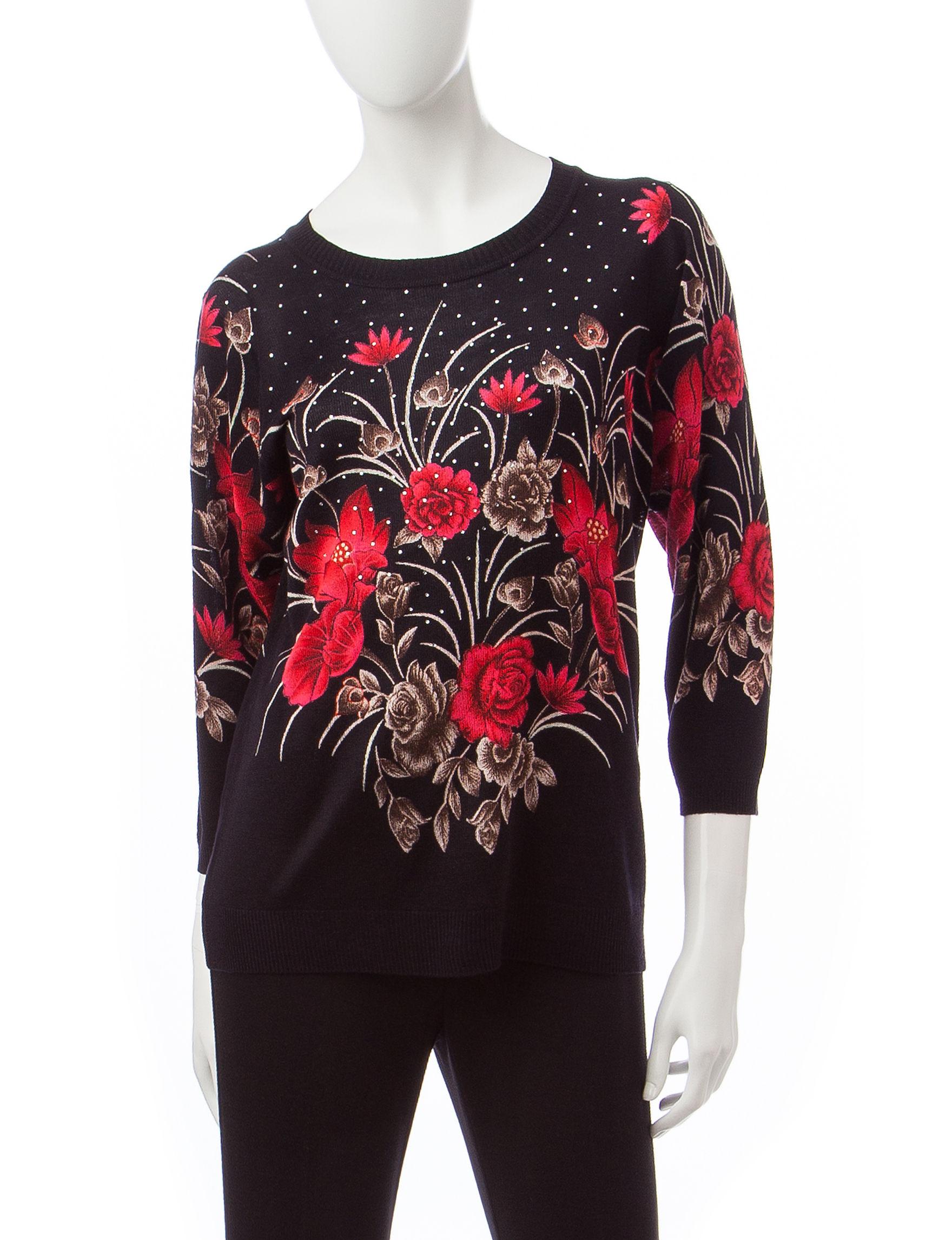Rebecca Malone Multi Pull-overs Sweaters