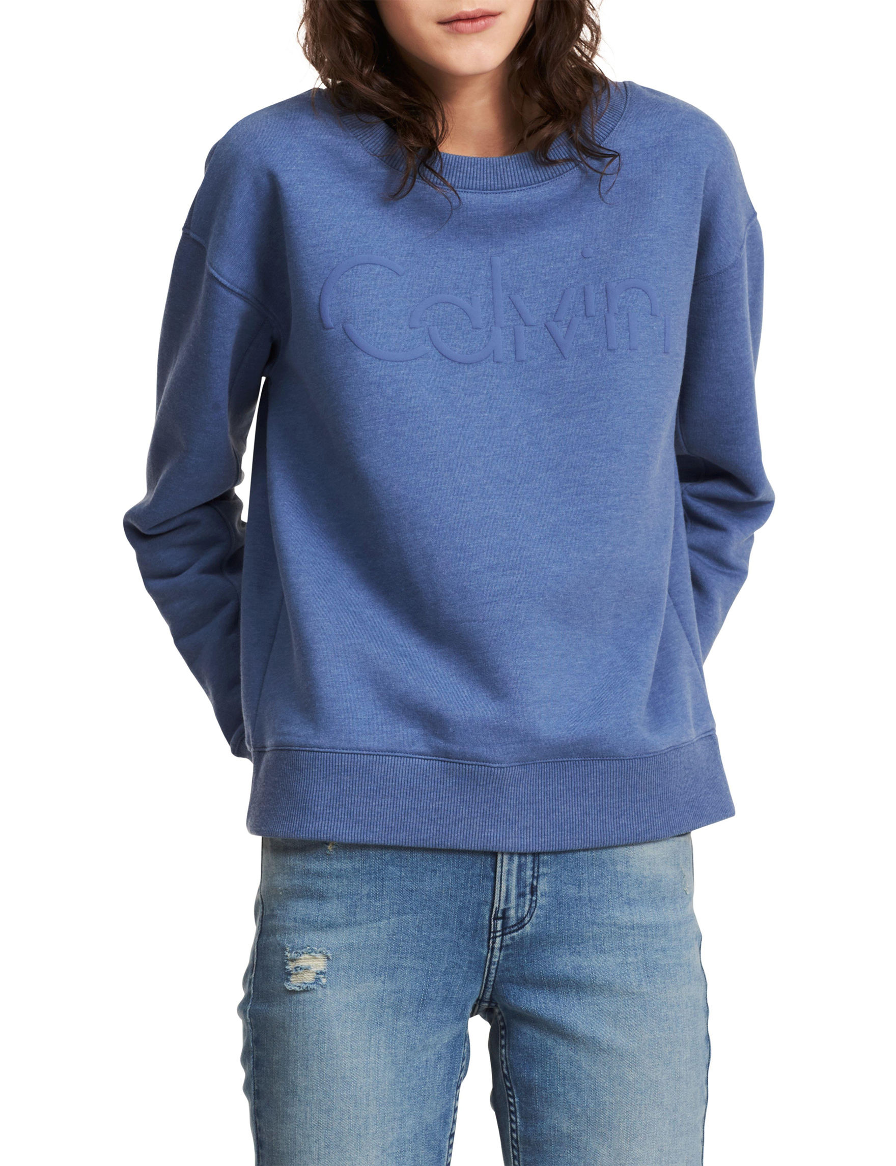 Calvin Klein Jeans Blue Pull-overs