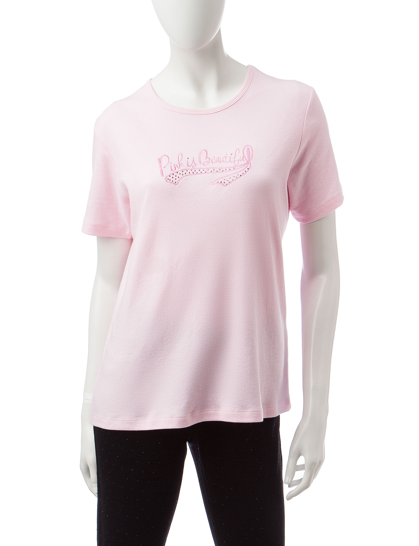 MCcc Sportswear Pink Shirts & Blouses
