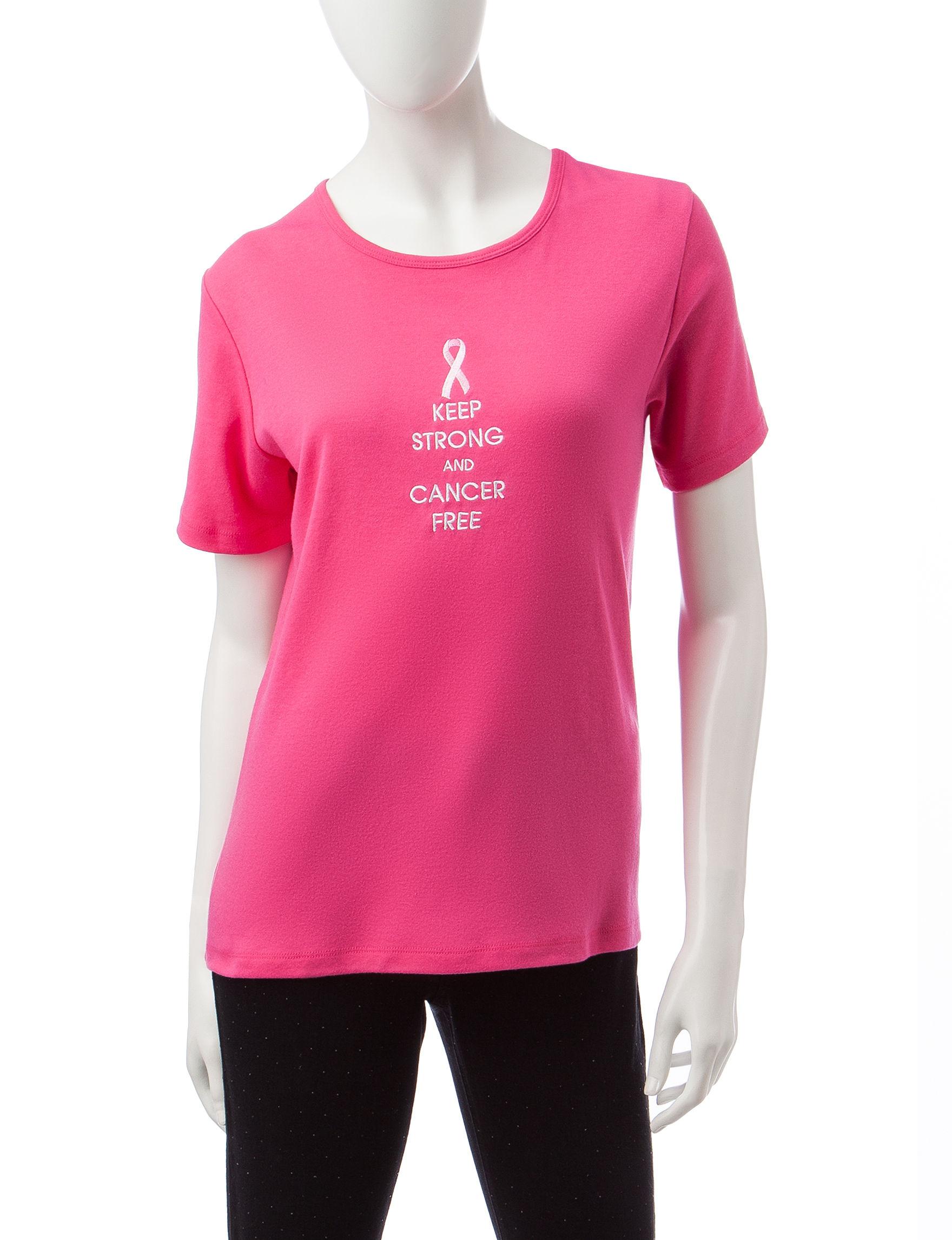 MCcc Sportswear Hot Pink Shirts & Blouses