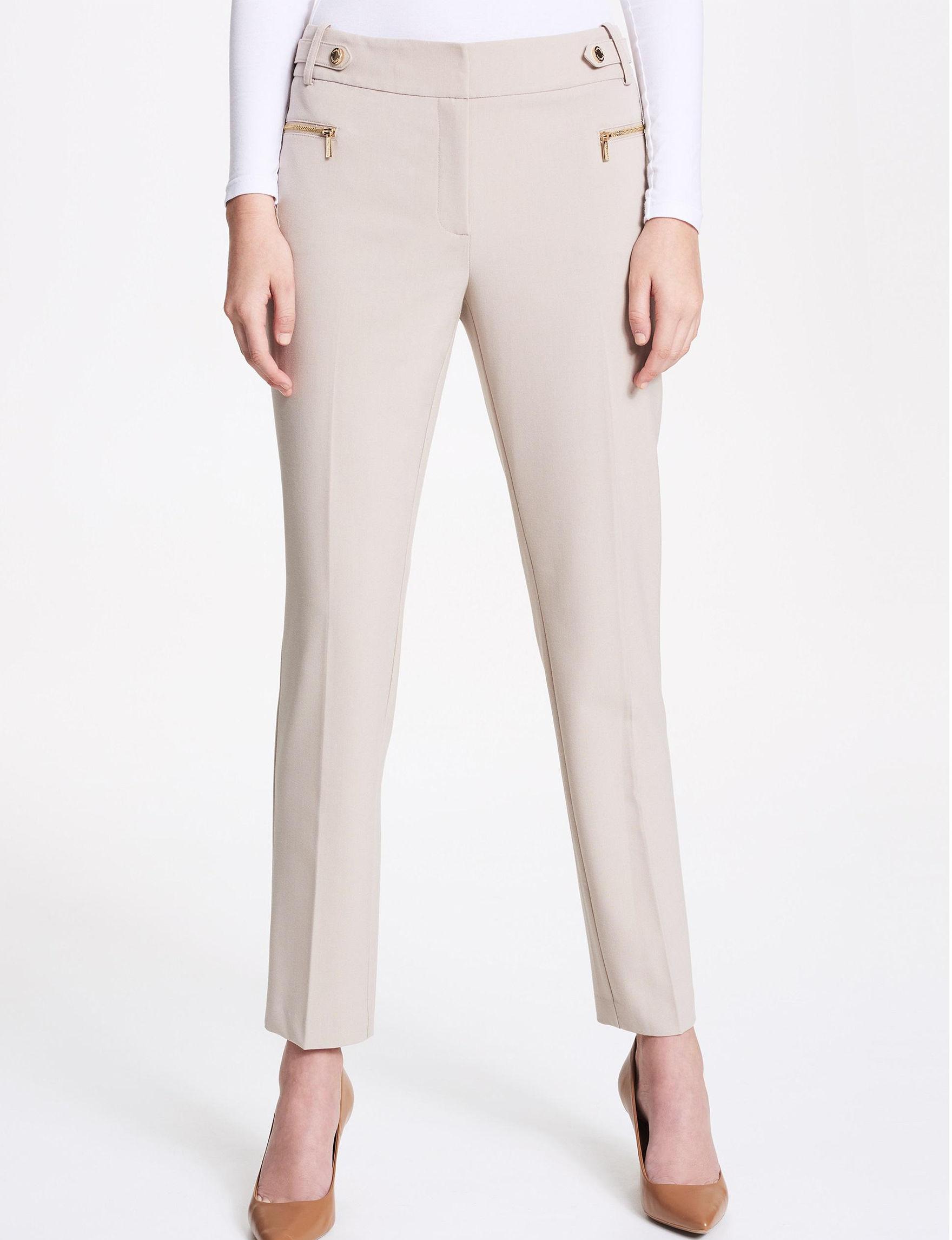 Calvin Klein Latte Soft Pants