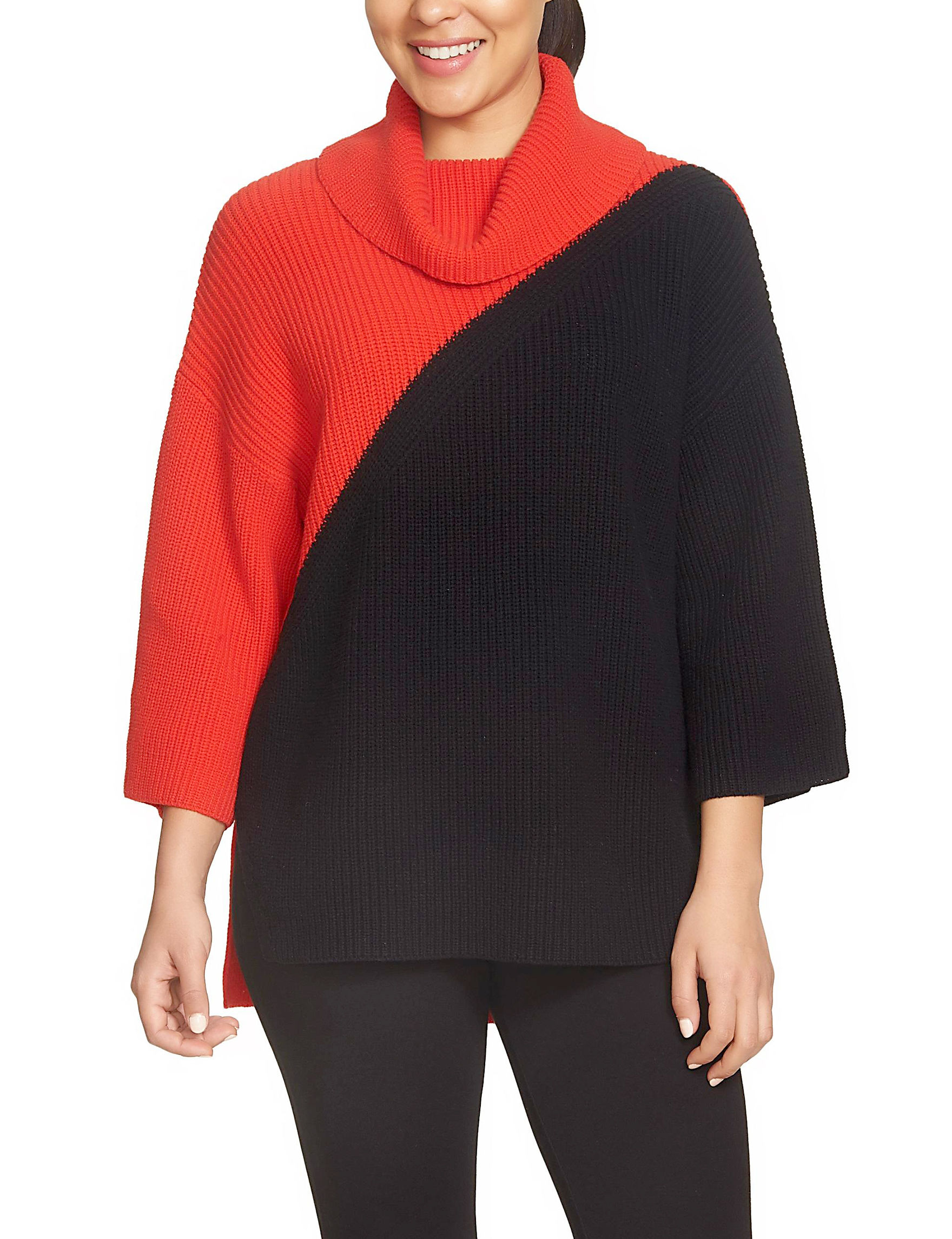 Chaus Rouge Pull-overs