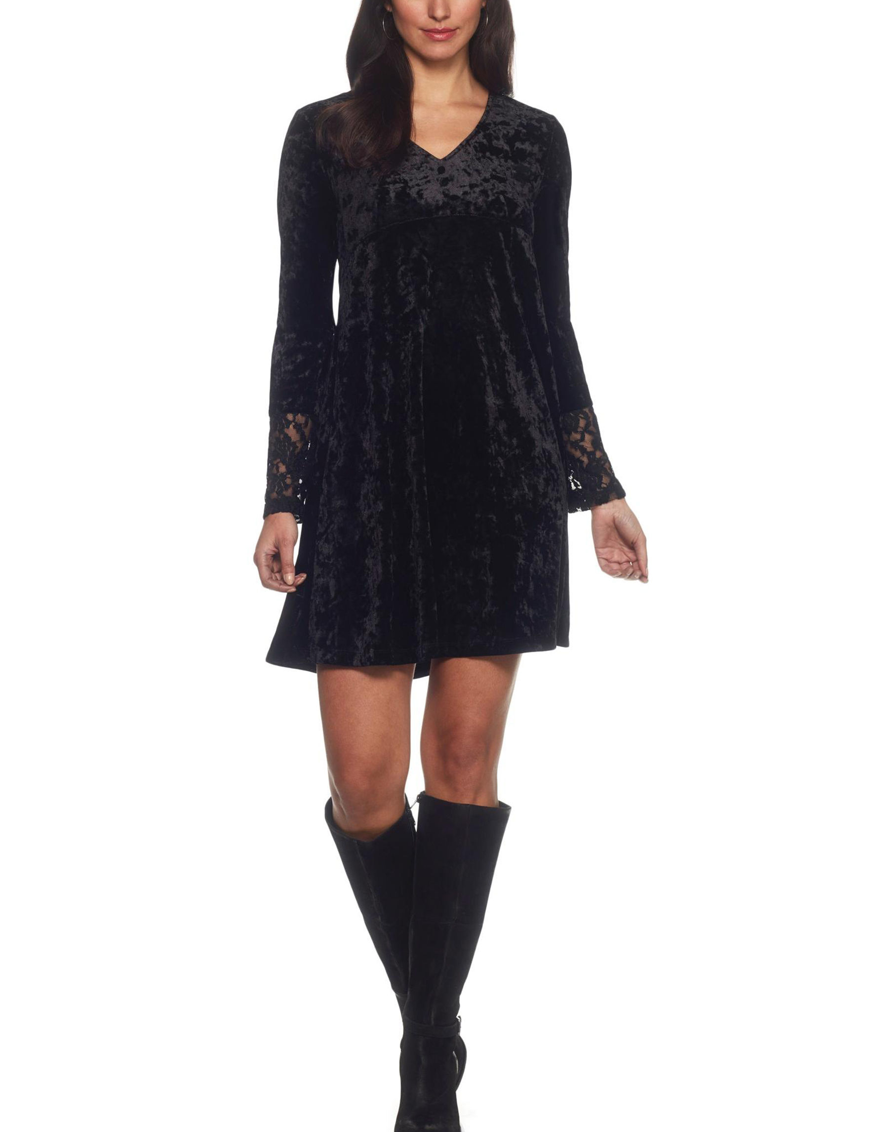 Skyes The Limit Onyx Everyday & Casual Fit & Flare Dresses