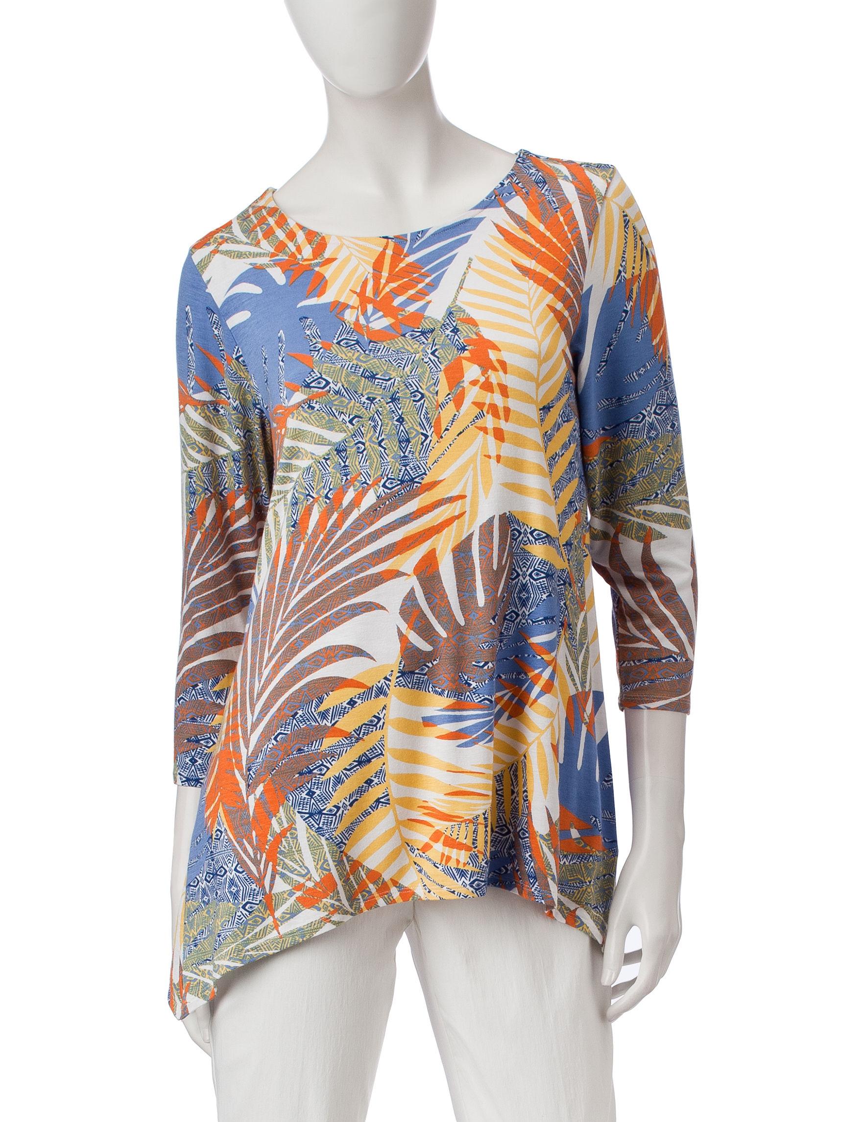 Ruby Road Multi Shirts & Blouses